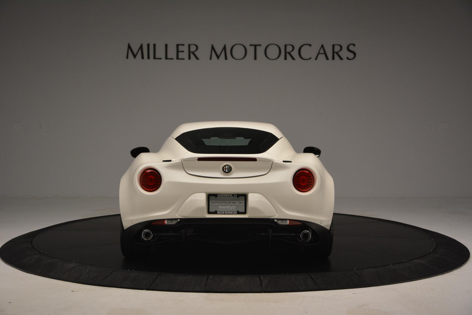 Used 2015 Alfa Romeo 4C  For Sale In Greenwich, CT 5_p6