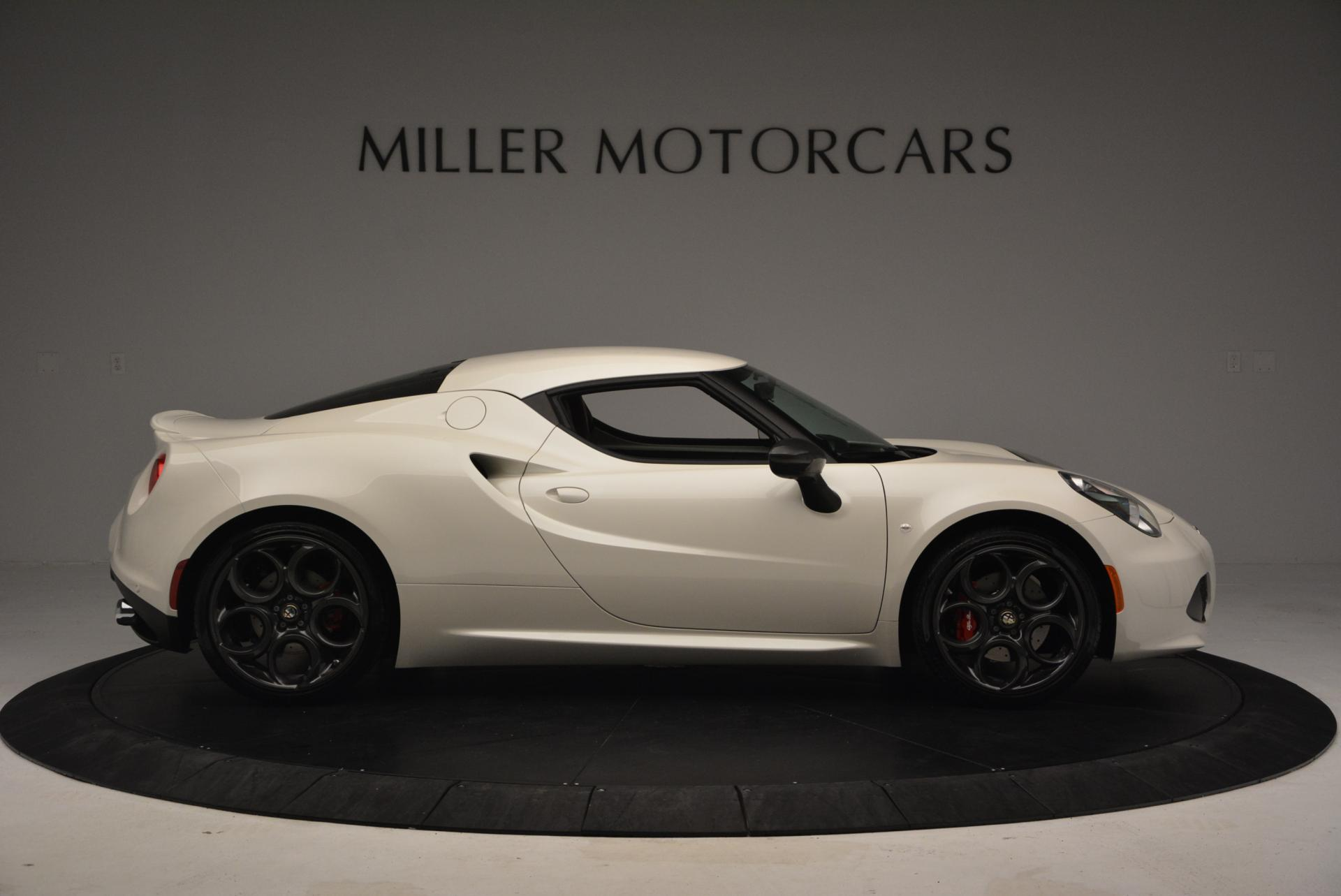 Used 2015 Alfa Romeo 4C  For Sale In Greenwich, CT 5_p9