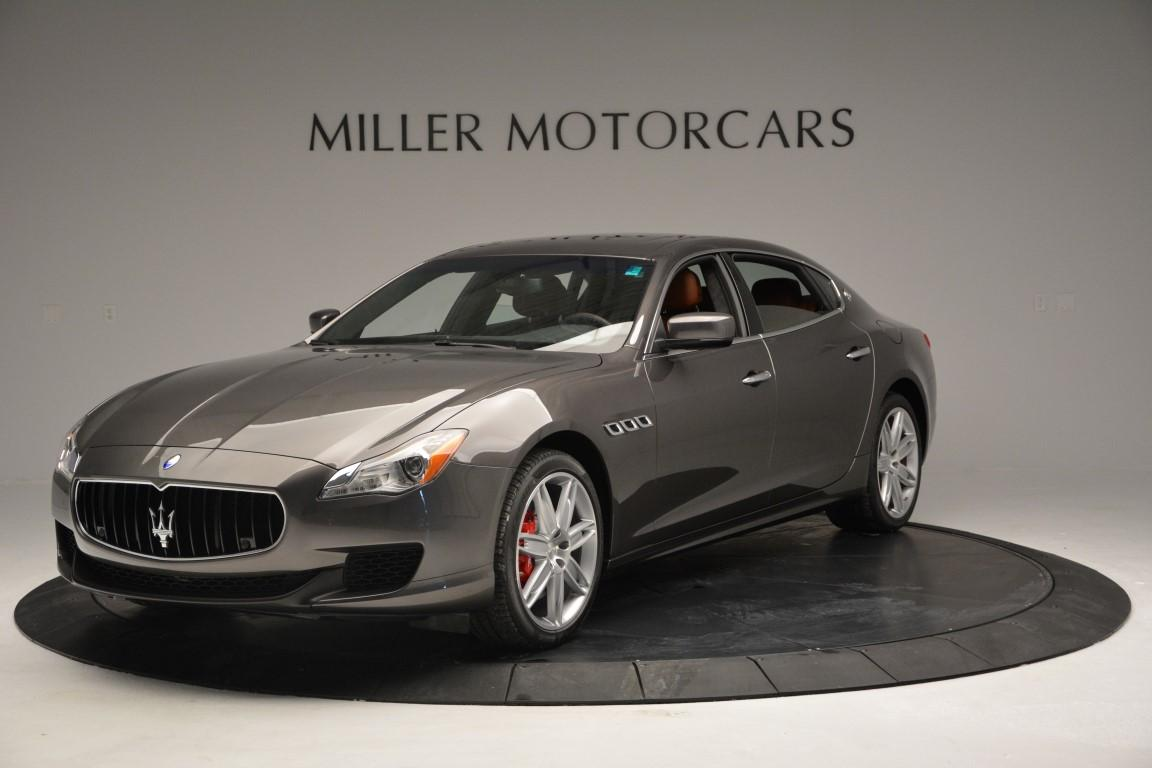 New 2016 Maserati Quattroporte S Q4 For Sale In Greenwich, CT 50_main