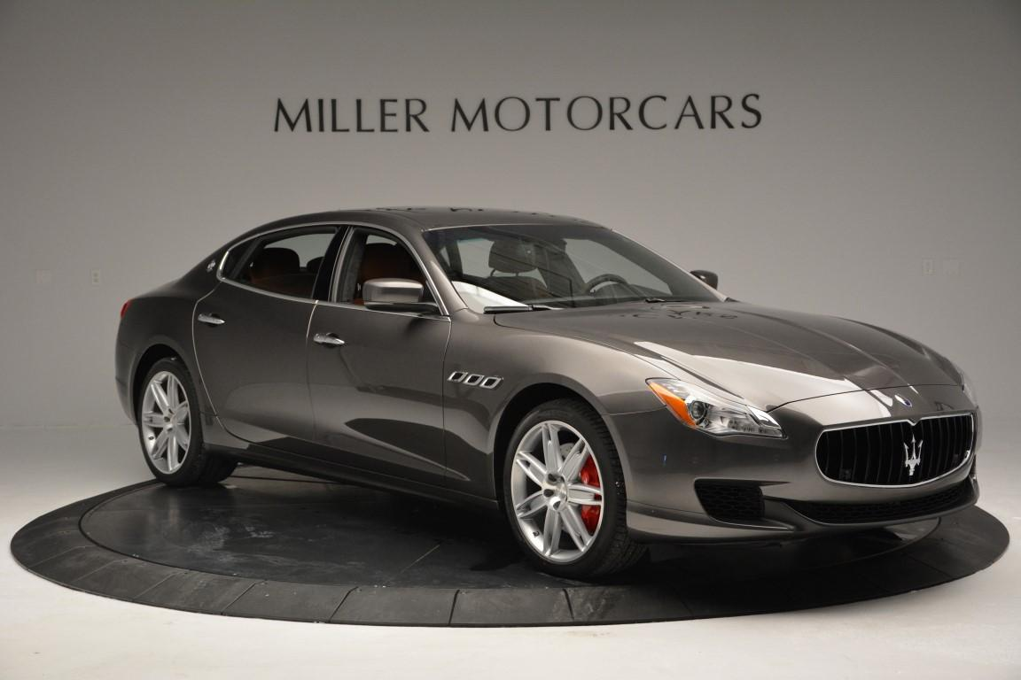 New 2016 Maserati Quattroporte S Q4 For Sale In Greenwich, CT 50_p11