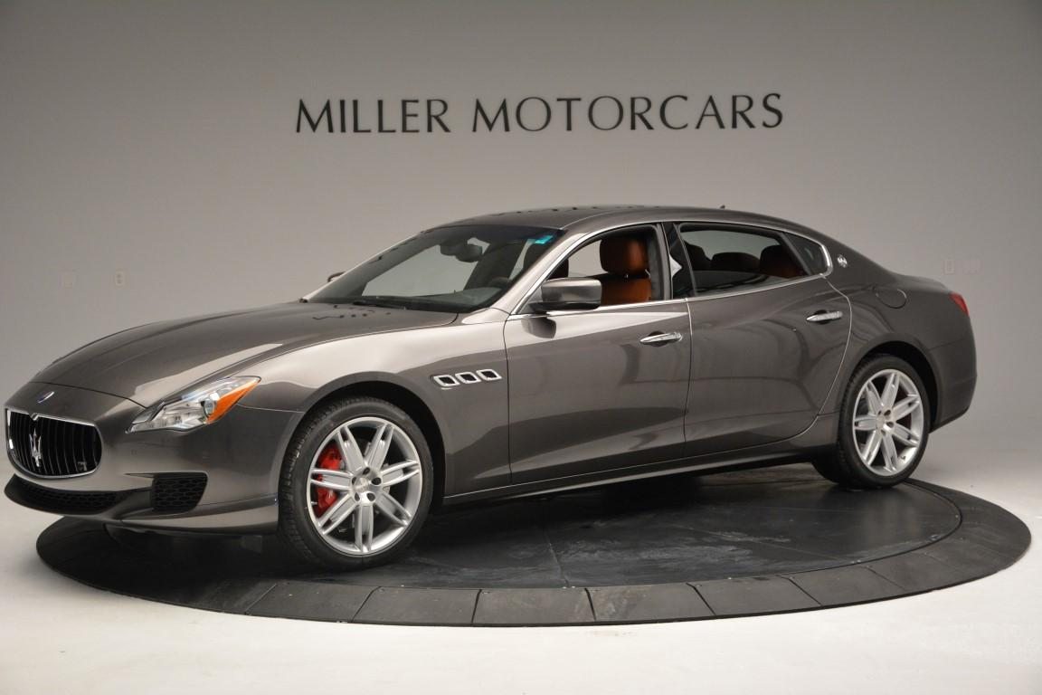 New 2016 Maserati Quattroporte S Q4 For Sale In Greenwich, CT 50_p2