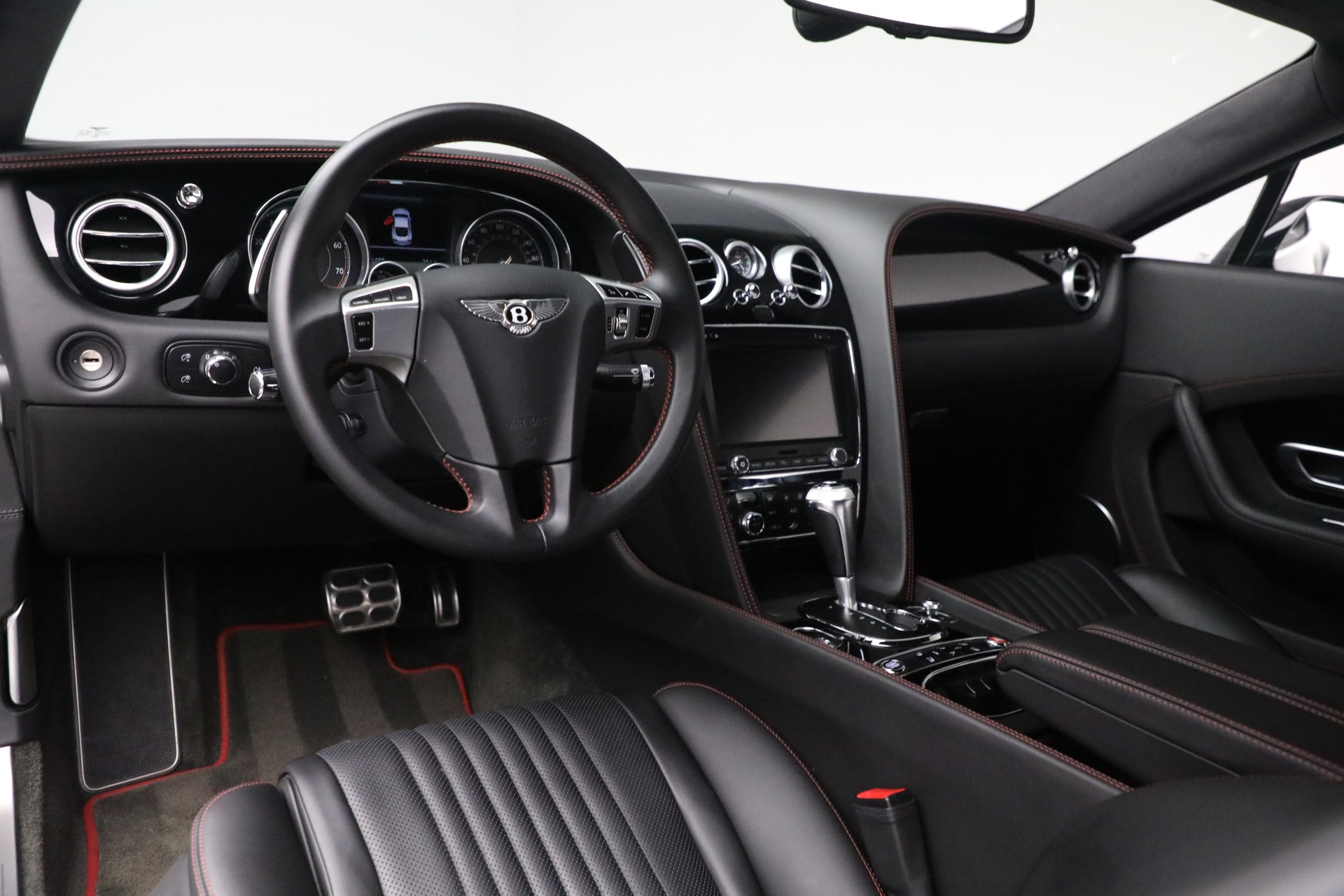 New 2017 Bentley Continental GT V8 For Sale In Greenwich, CT 501_p15