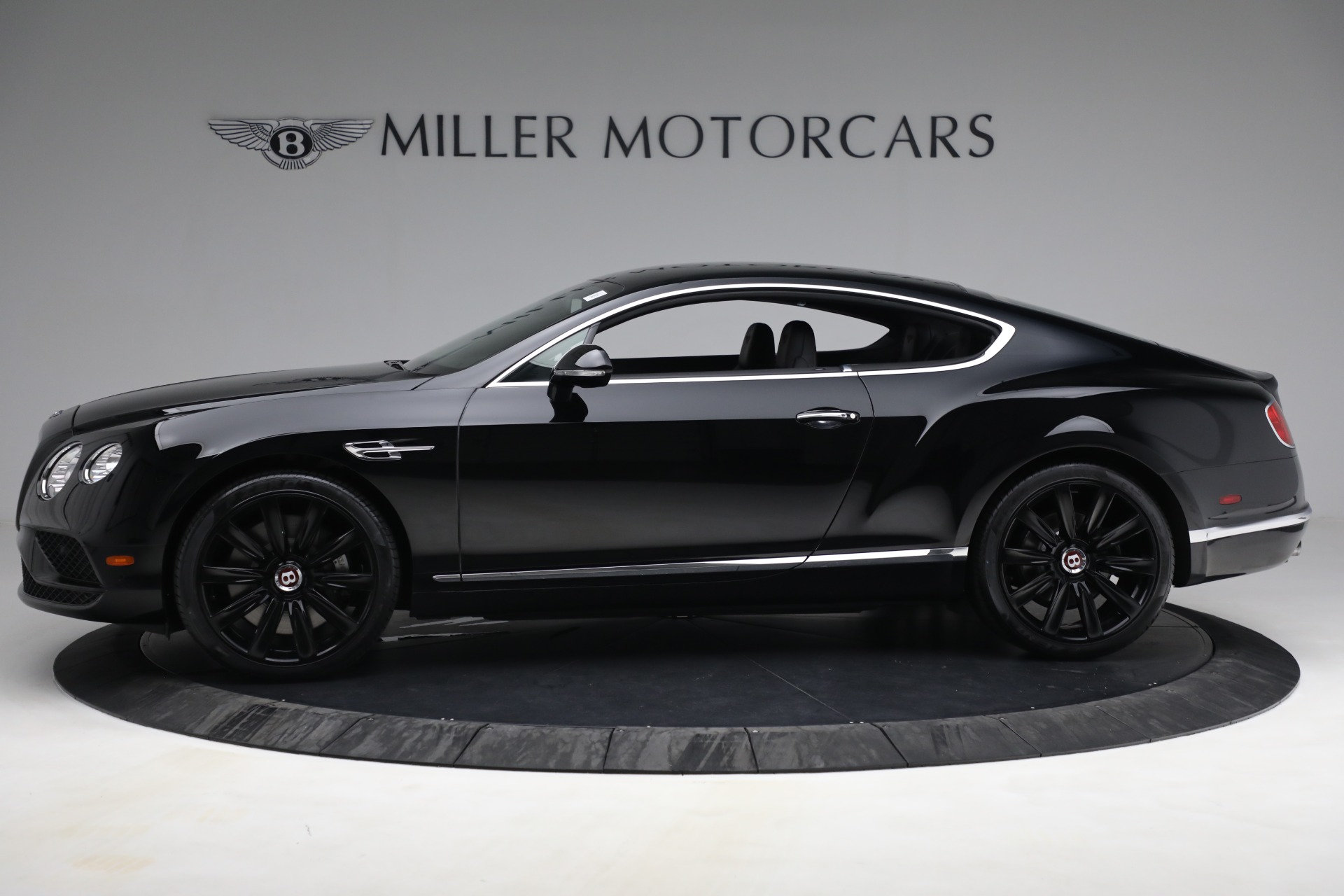 New 2017 Bentley Continental GT V8 For Sale In Greenwich, CT 501_p3