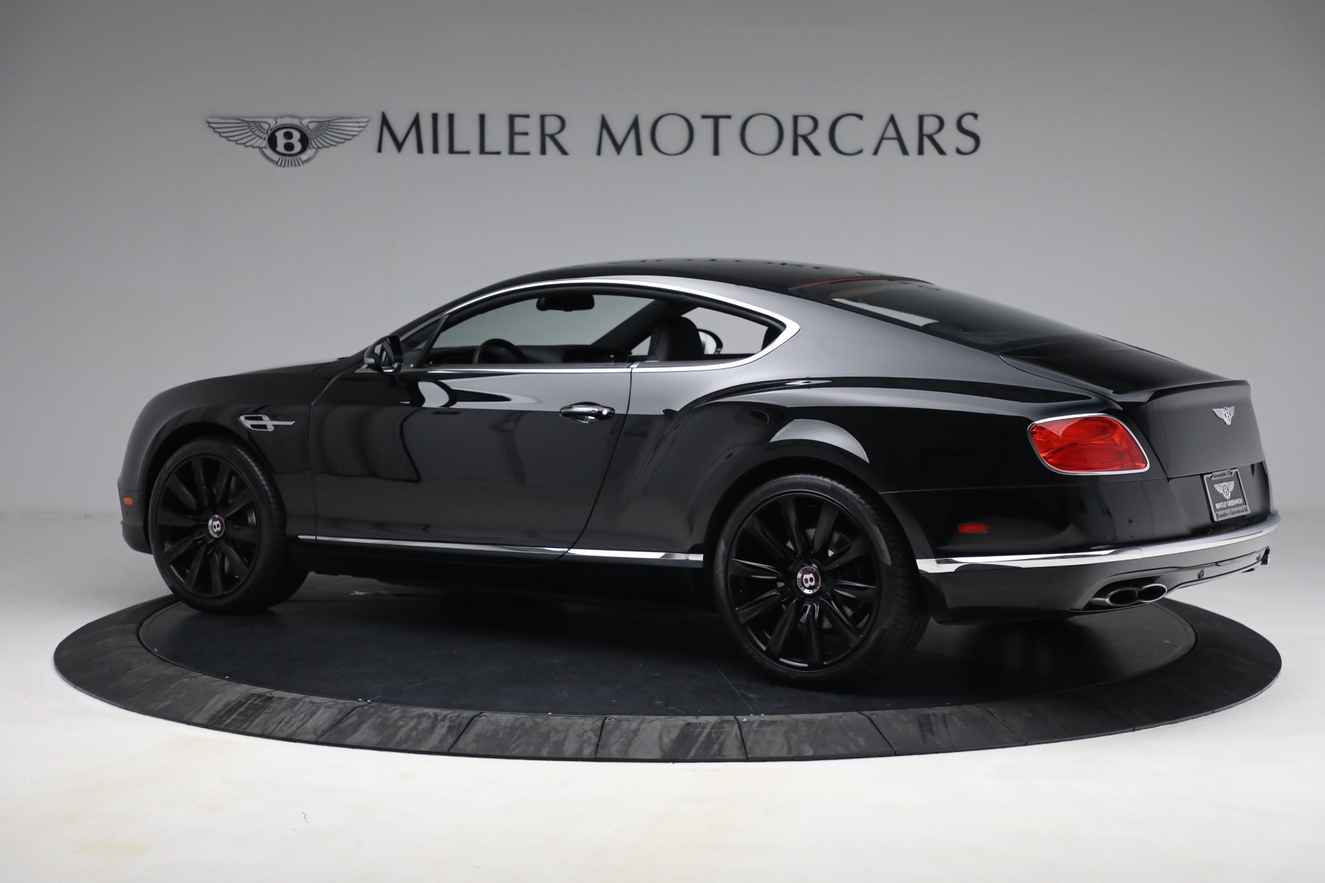 New 2017 Bentley Continental GT V8 For Sale In Greenwich, CT 501_p4