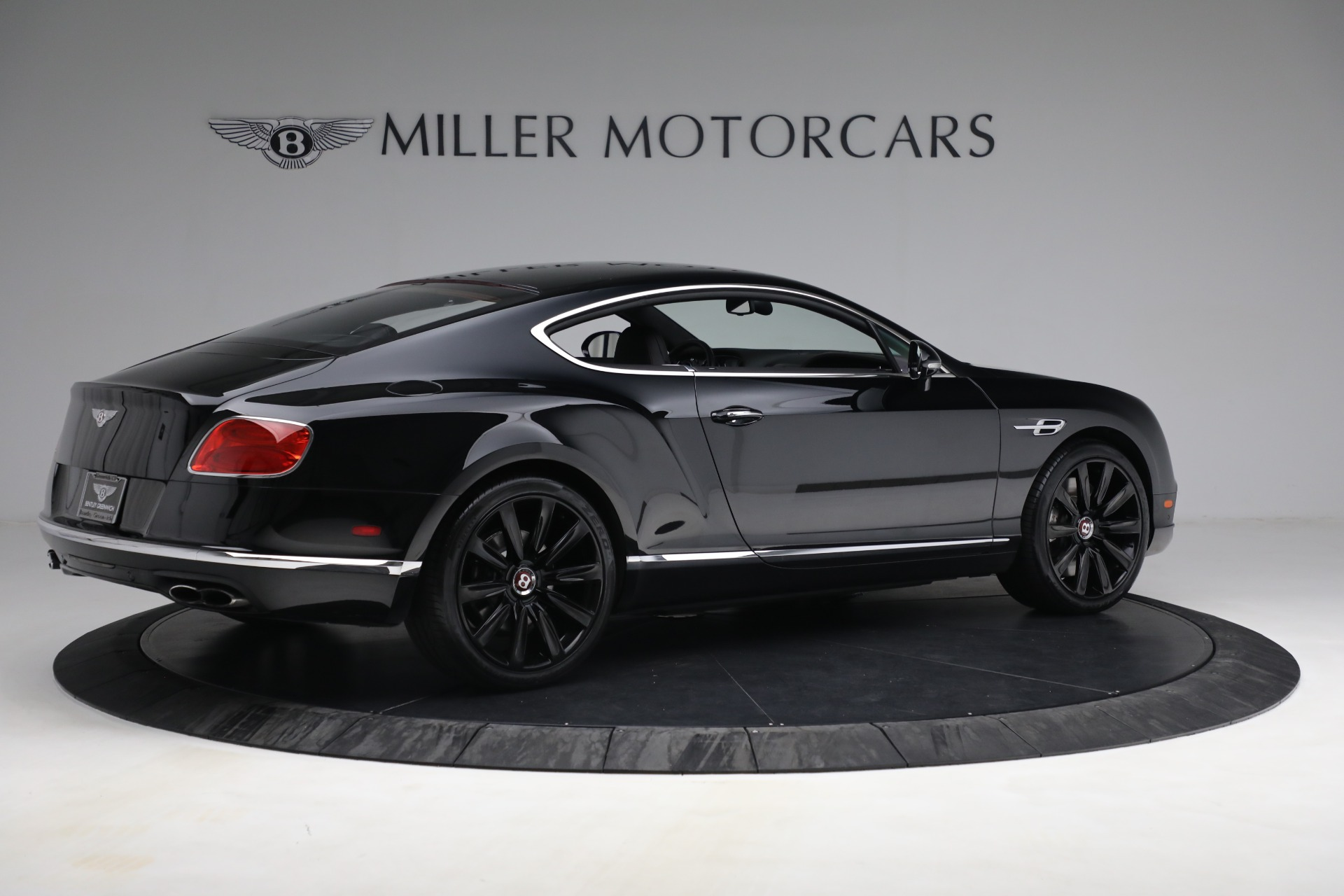 New 2017 Bentley Continental GT V8 For Sale In Greenwich, CT 501_p8