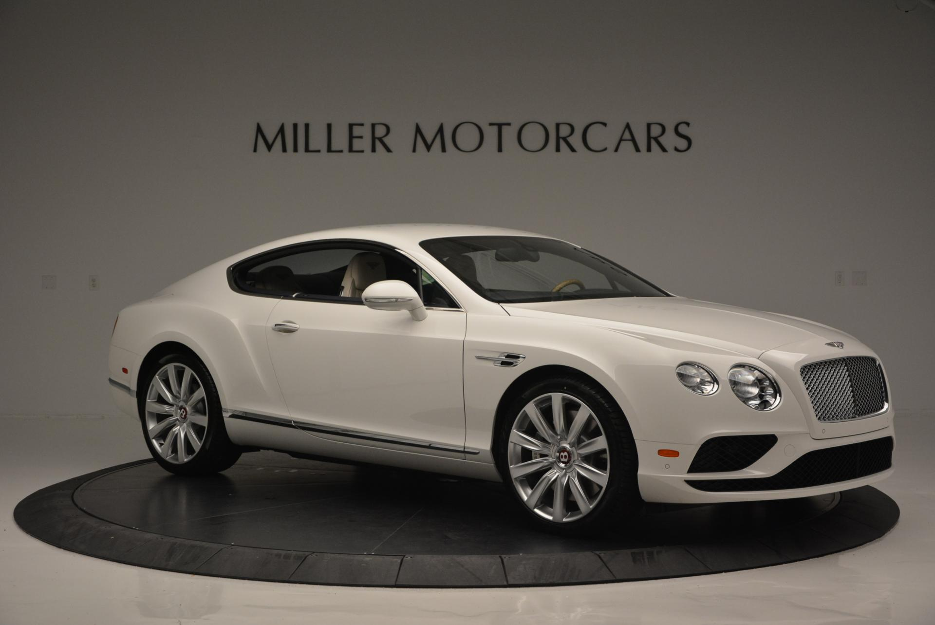 New 2016 Bentley Continental GT V8 For Sale In Greenwich, CT 502_p10