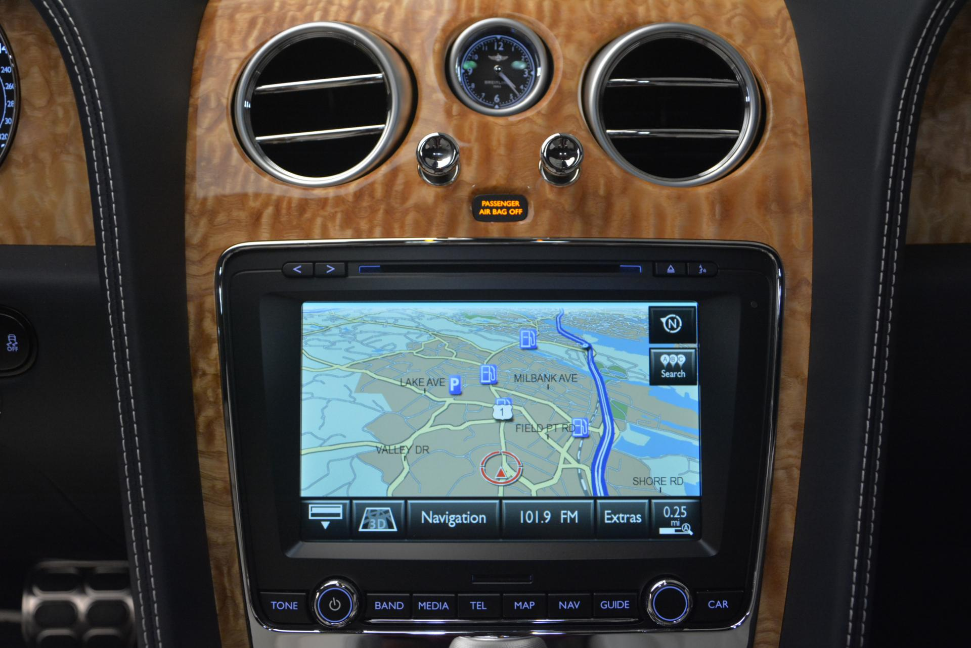 New 2016 Bentley Continental GT V8 For Sale In Greenwich, CT 502_p25