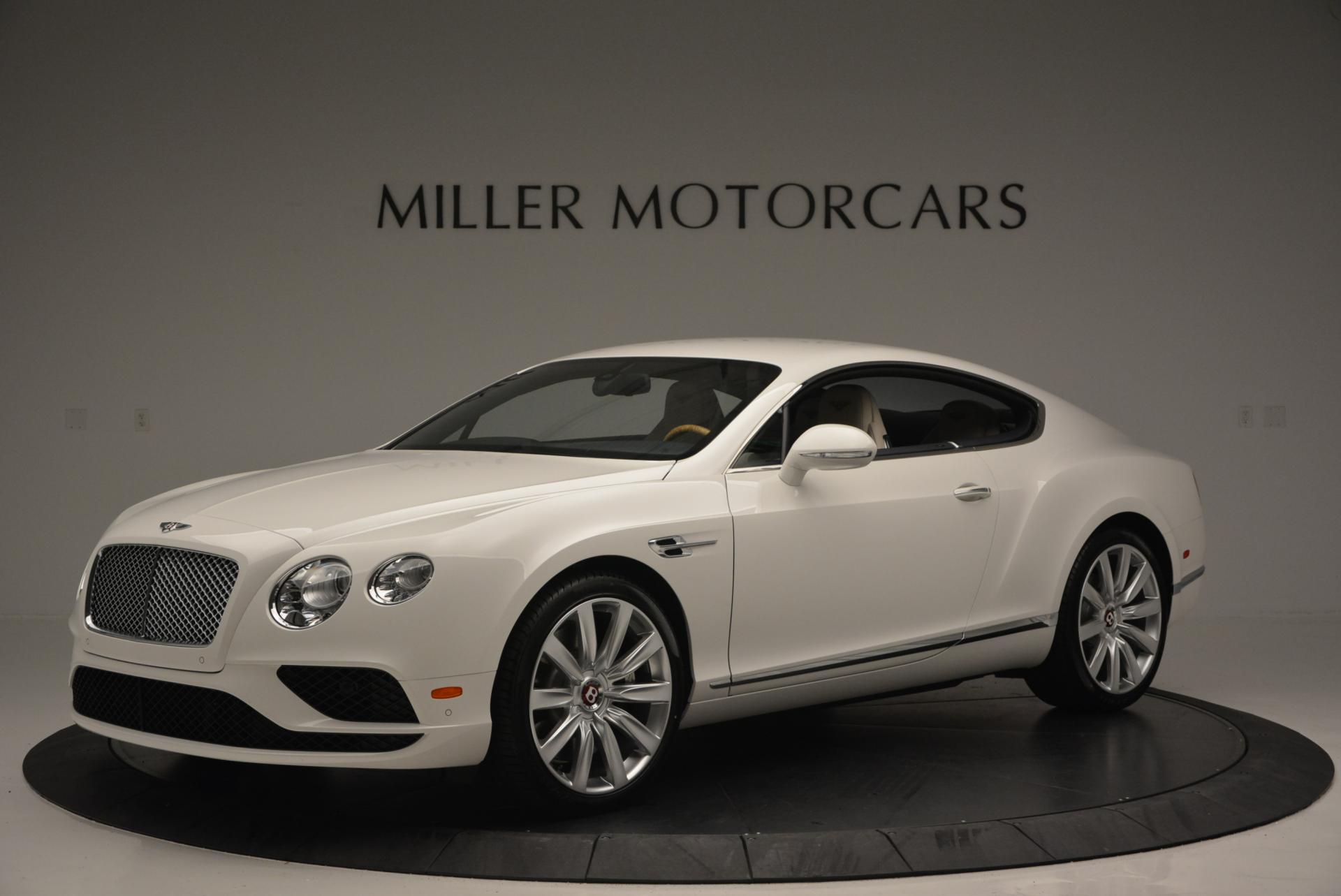 New 2016 Bentley Continental GT V8 For Sale In Greenwich, CT 502_p2