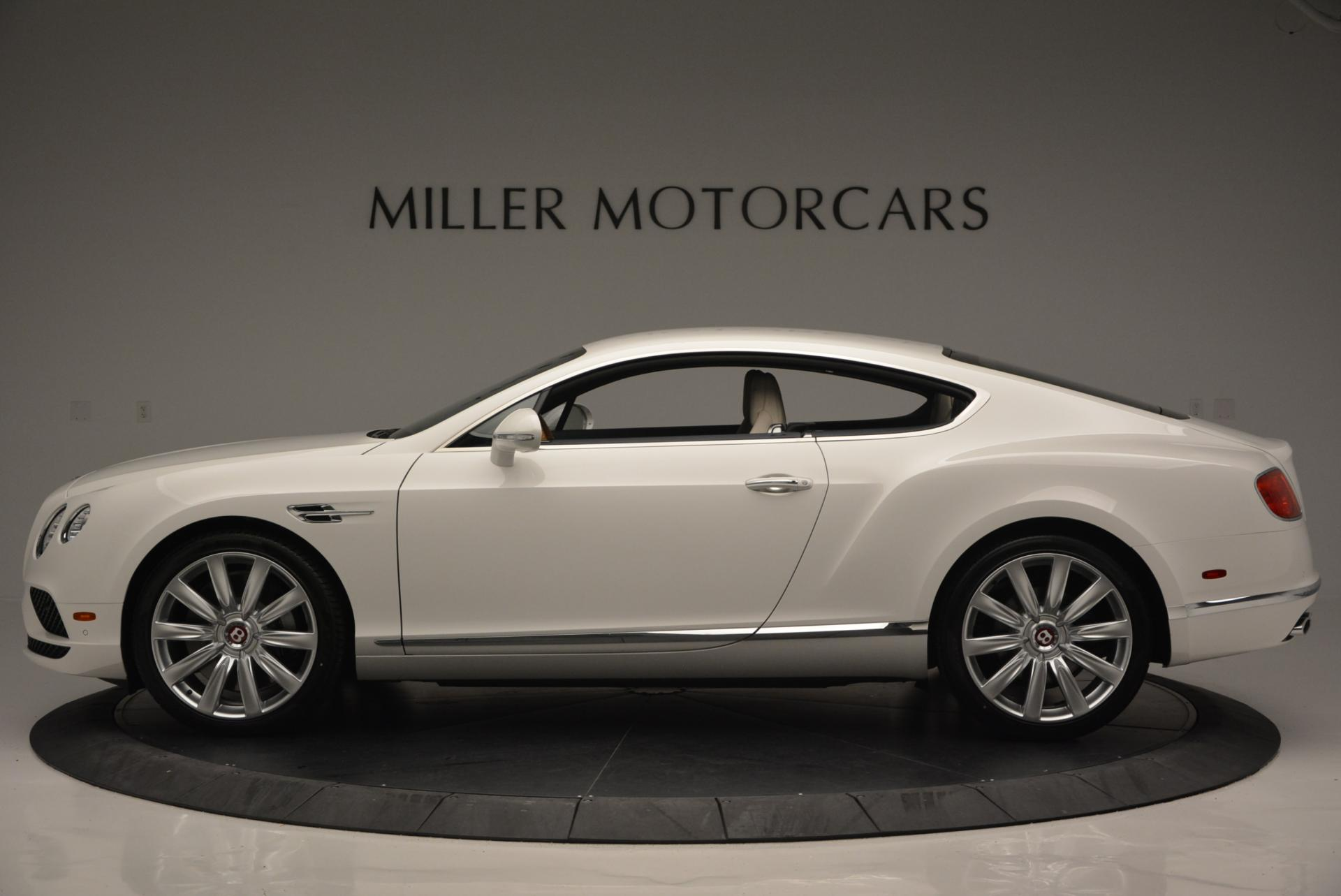 New 2016 Bentley Continental GT V8 For Sale In Greenwich, CT 502_p3