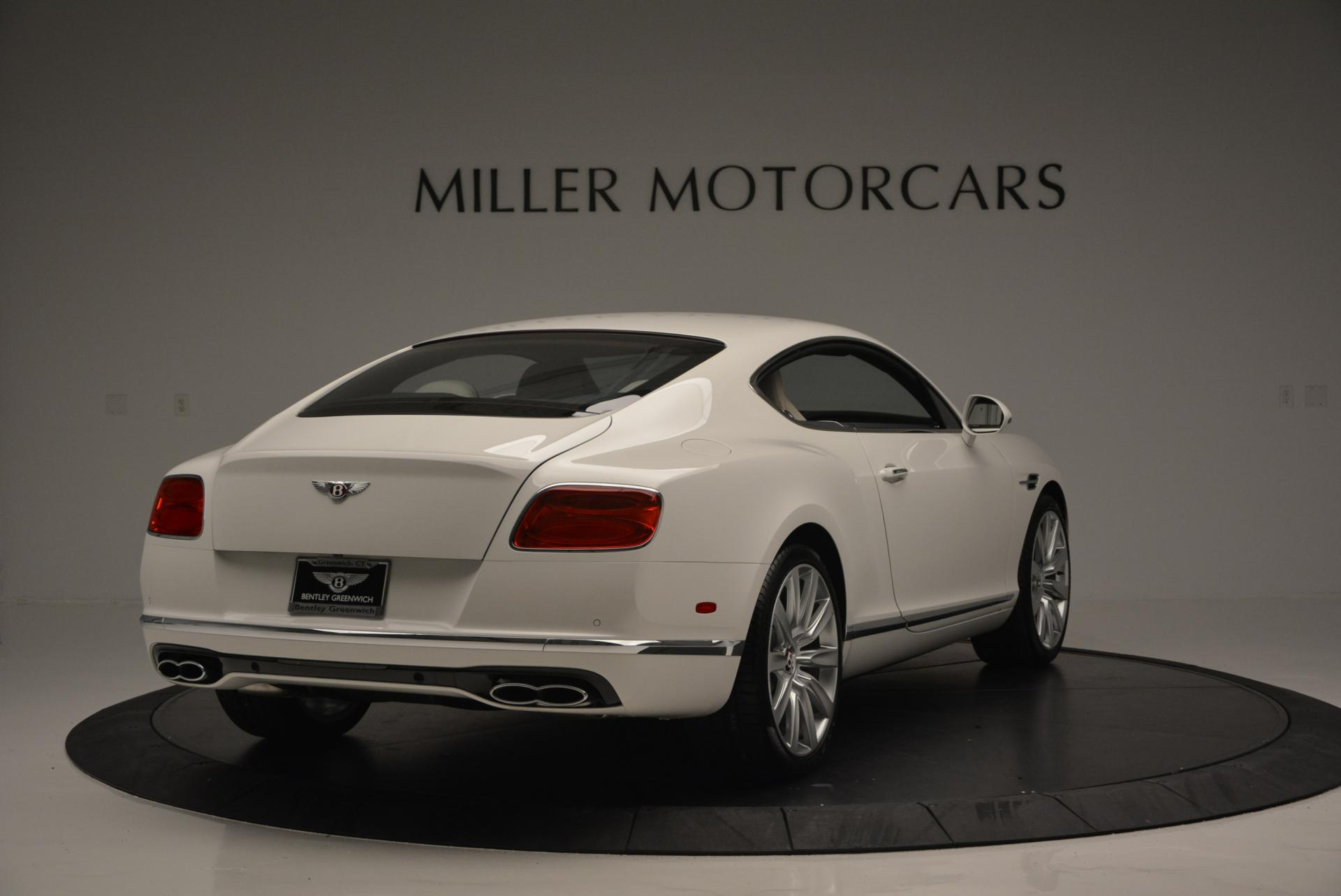 New 2016 Bentley Continental GT V8 For Sale In Greenwich, CT 502_p7