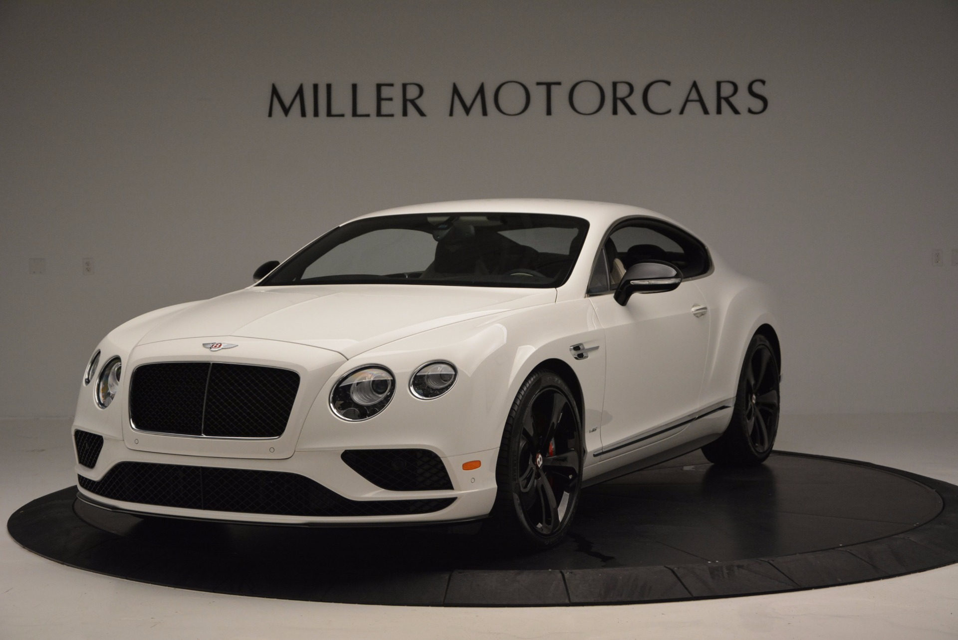 New 2017 Bentley Continental GT V8 S For Sale In Greenwich, CT 504_main