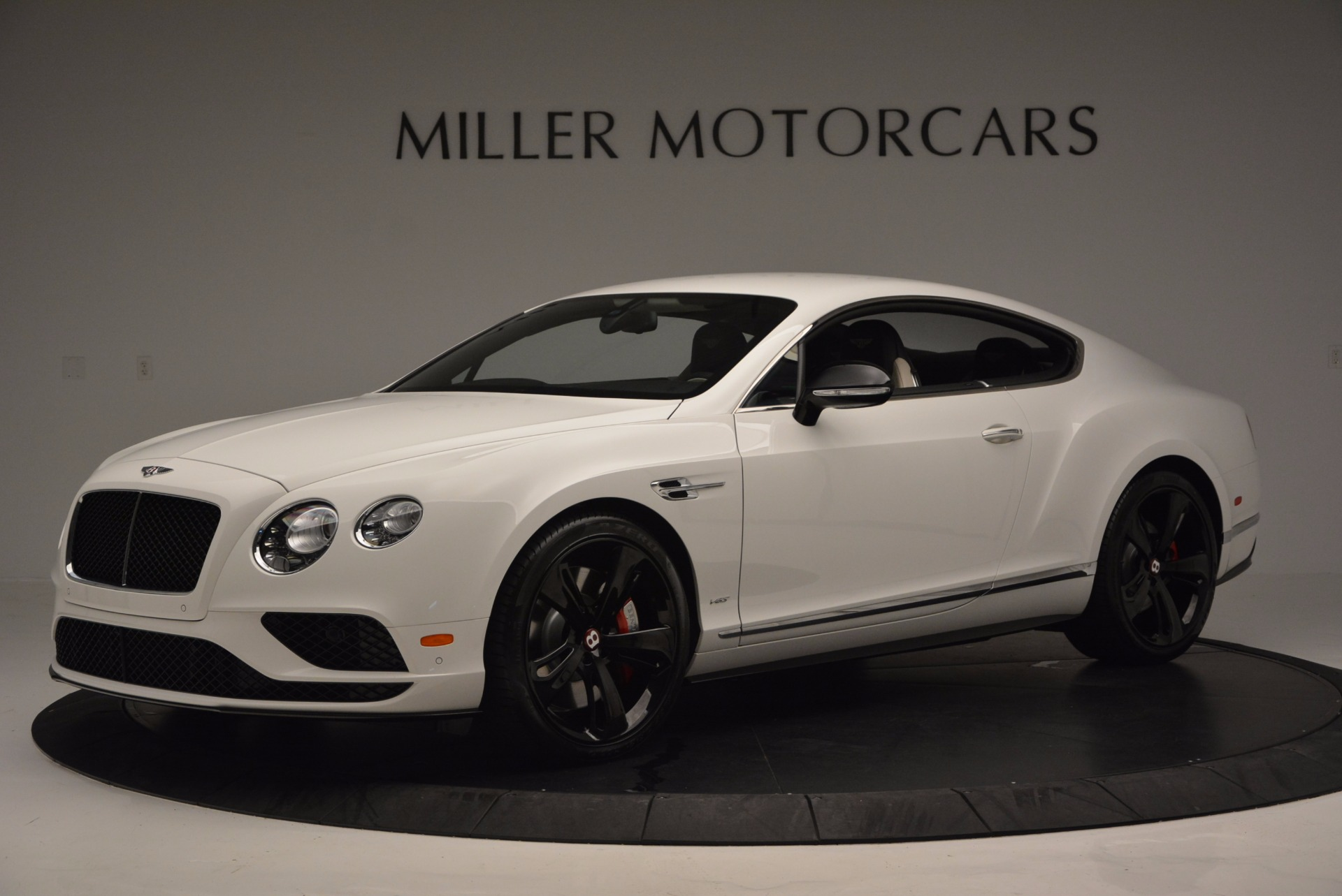 New 2017 Bentley Continental GT V8 S For Sale In Greenwich, CT 504_p2