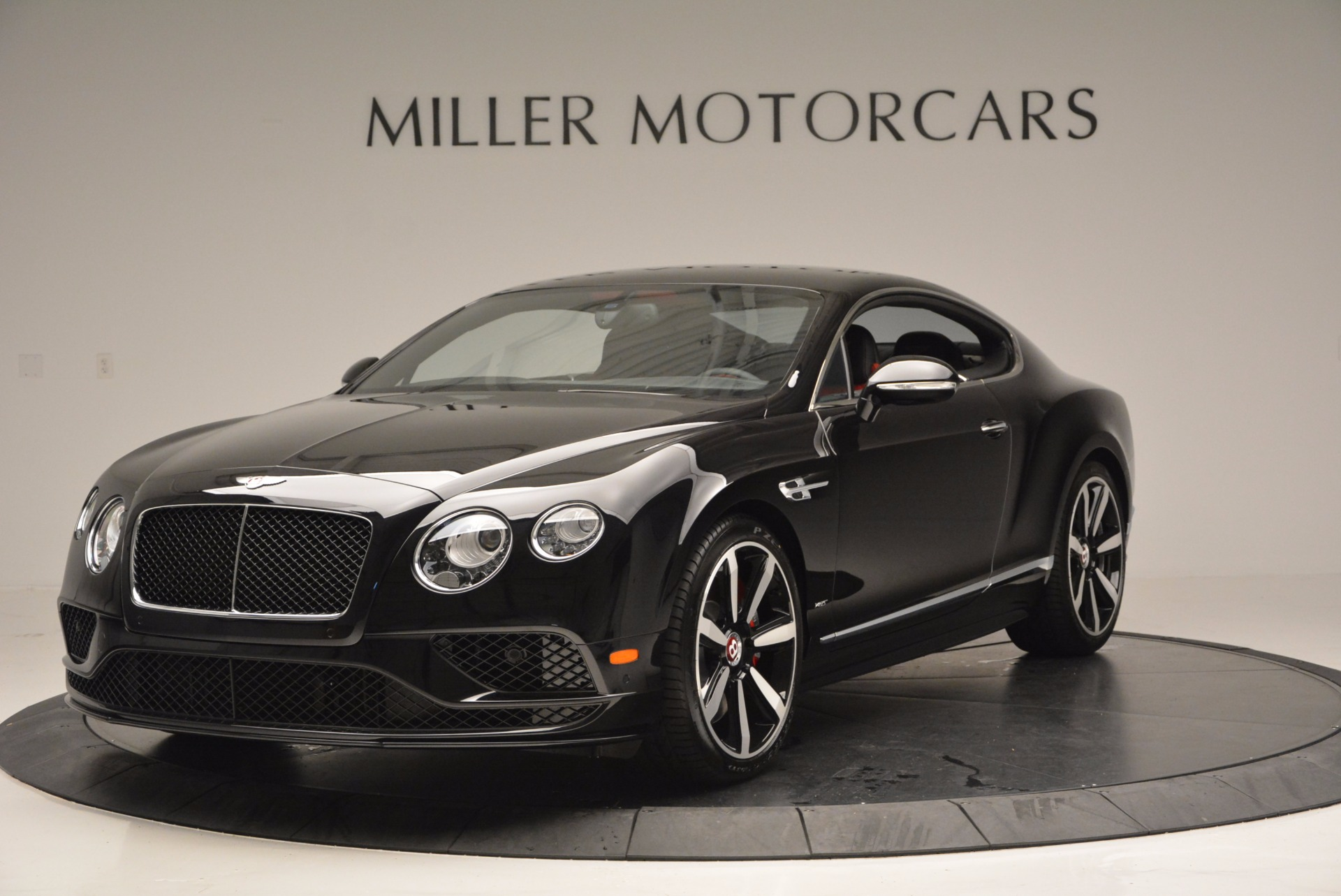 New 2017 Bentley Continental GT V8 S For Sale In Greenwich, CT 505_main