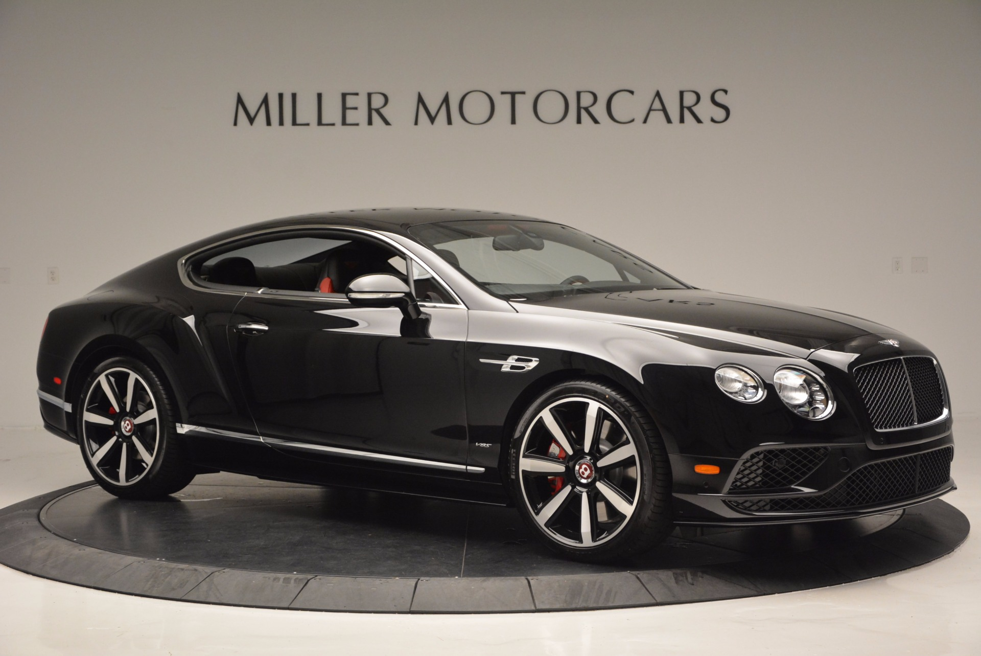 New 2017 Bentley Continental GT V8 S For Sale In Greenwich, CT 505_p10