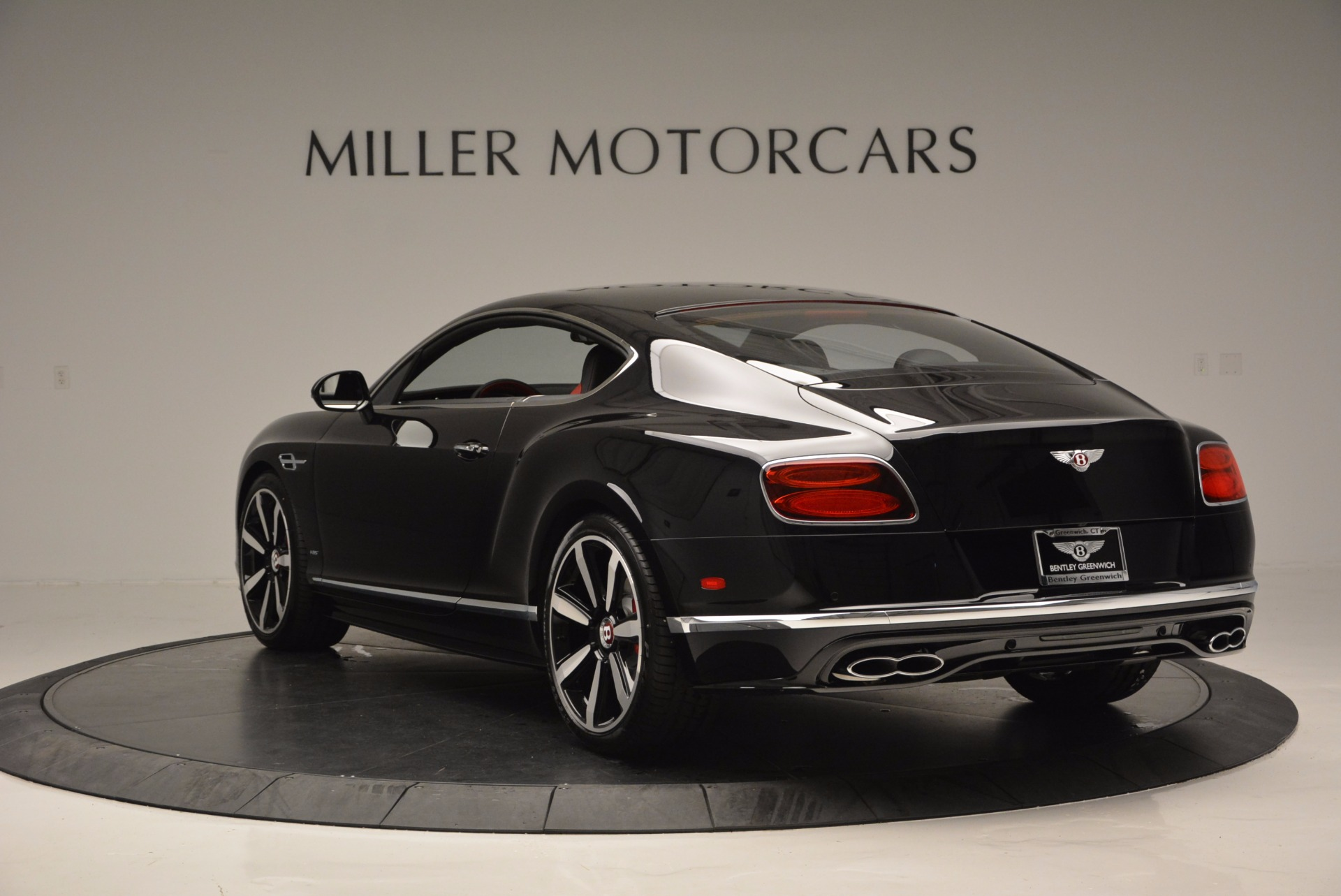 New 2017 Bentley Continental GT V8 S For Sale In Greenwich, CT 505_p5