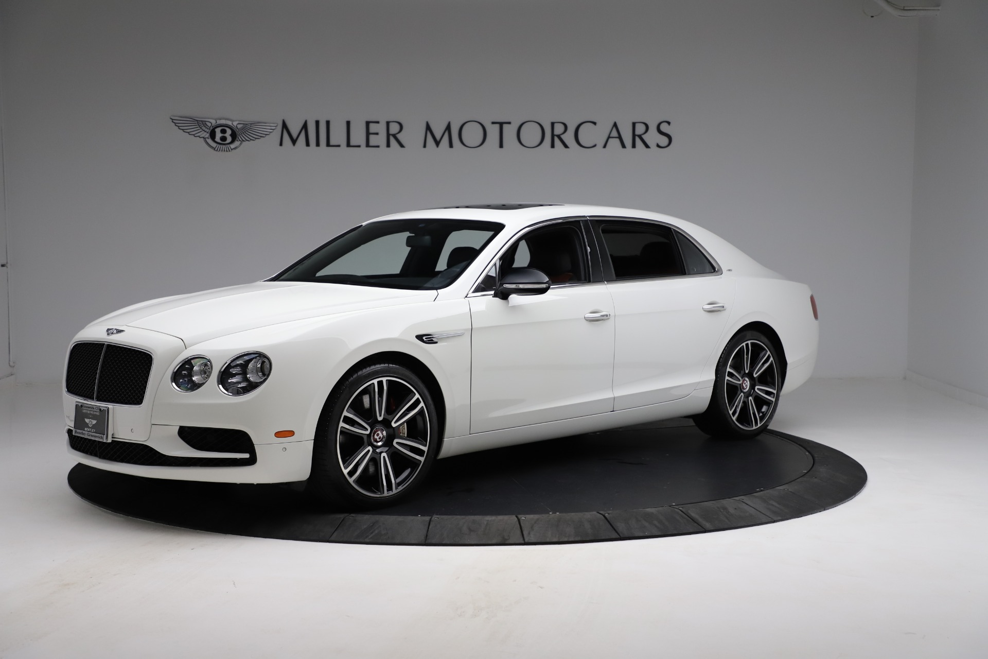 New 2017 Bentley Flying Spur V8 S For Sale In Greenwich, CT 507_p2