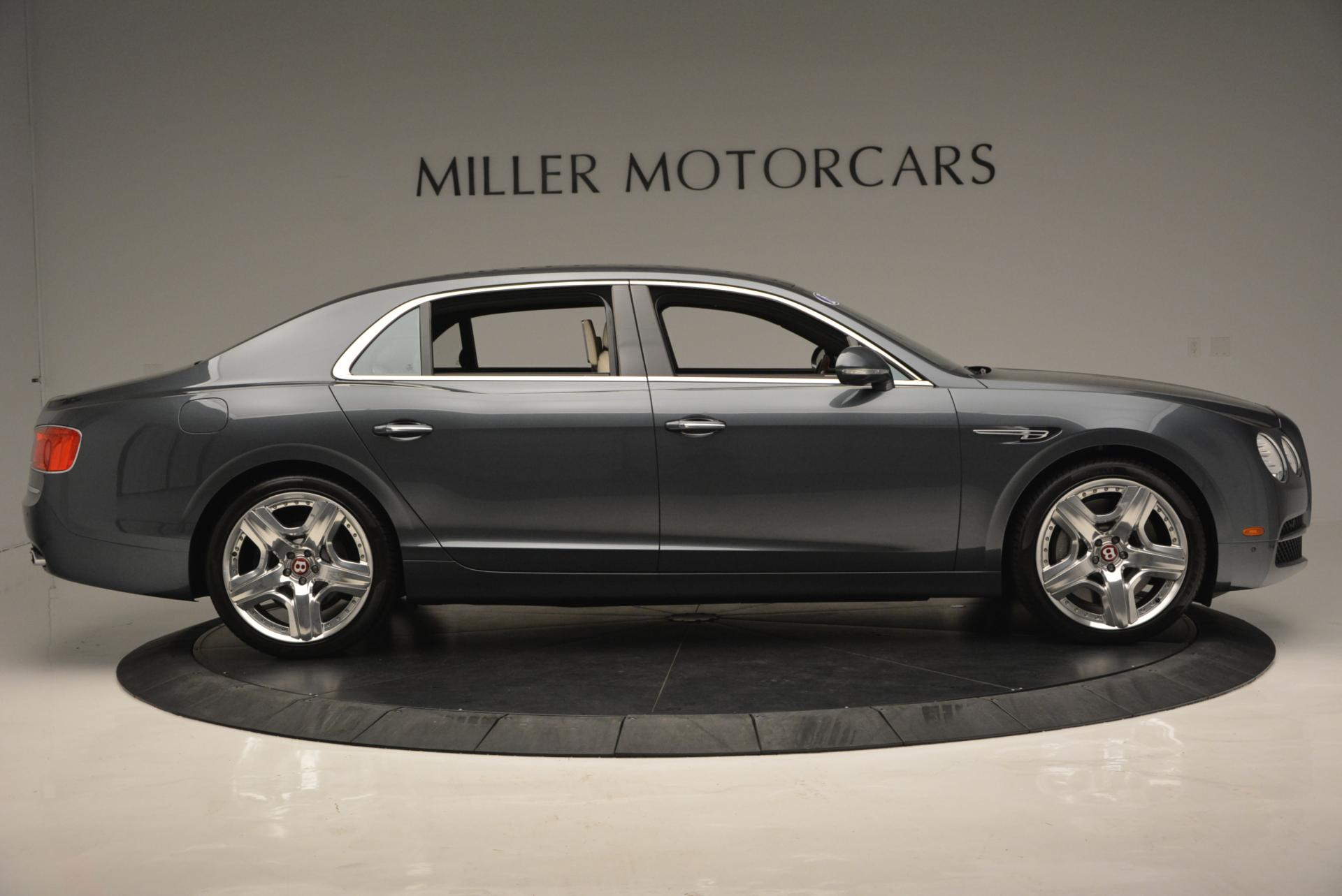 Used 2015 Bentley Flying Spur V8  For Sale In Greenwich, CT 509_p10