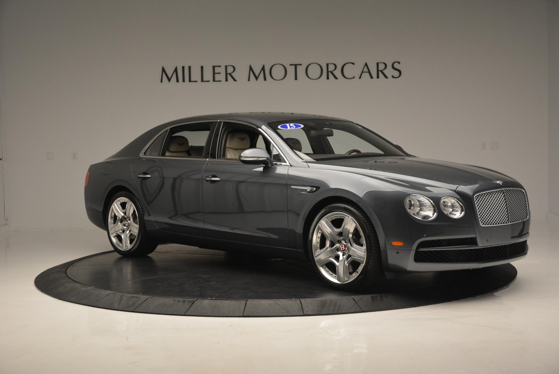 Used 2015 Bentley Flying Spur V8  For Sale In Greenwich, CT 509_p11