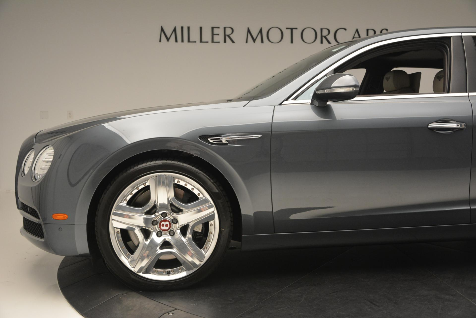 Used 2015 Bentley Flying Spur V8  For Sale In Greenwich, CT 509_p17