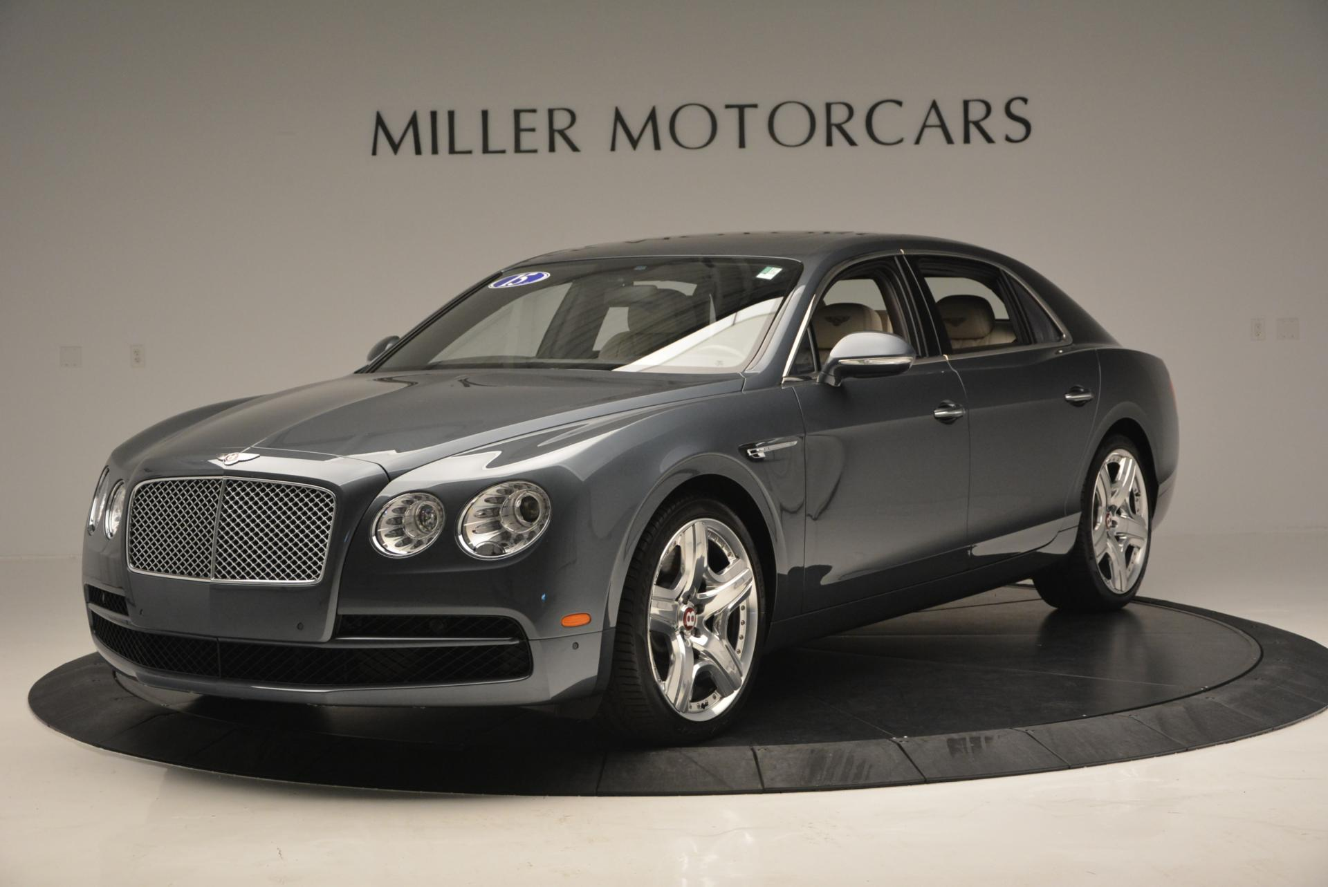 Used 2015 Bentley Flying Spur V8  For Sale In Greenwich, CT 509_p2
