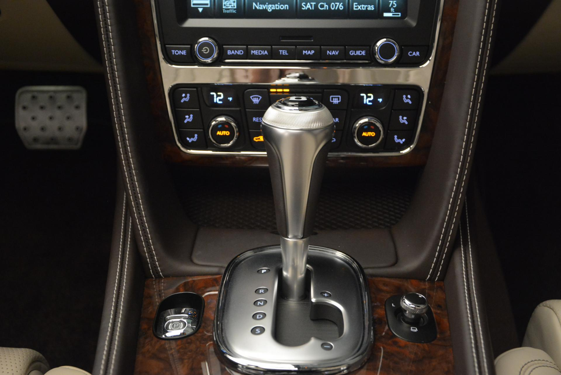 Used 2015 Bentley Flying Spur V8  For Sale In Greenwich, CT 509_p31