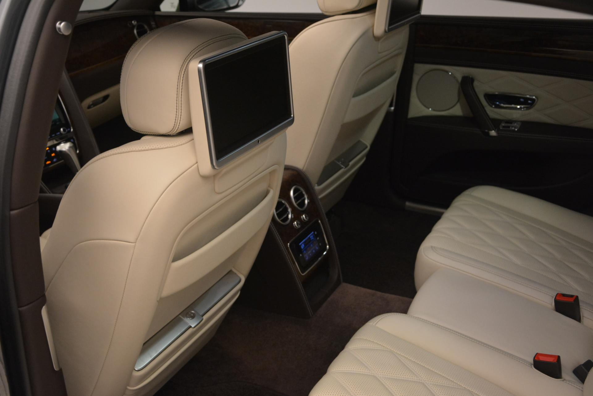 Used 2015 Bentley Flying Spur V8  For Sale In Greenwich, CT 509_p37