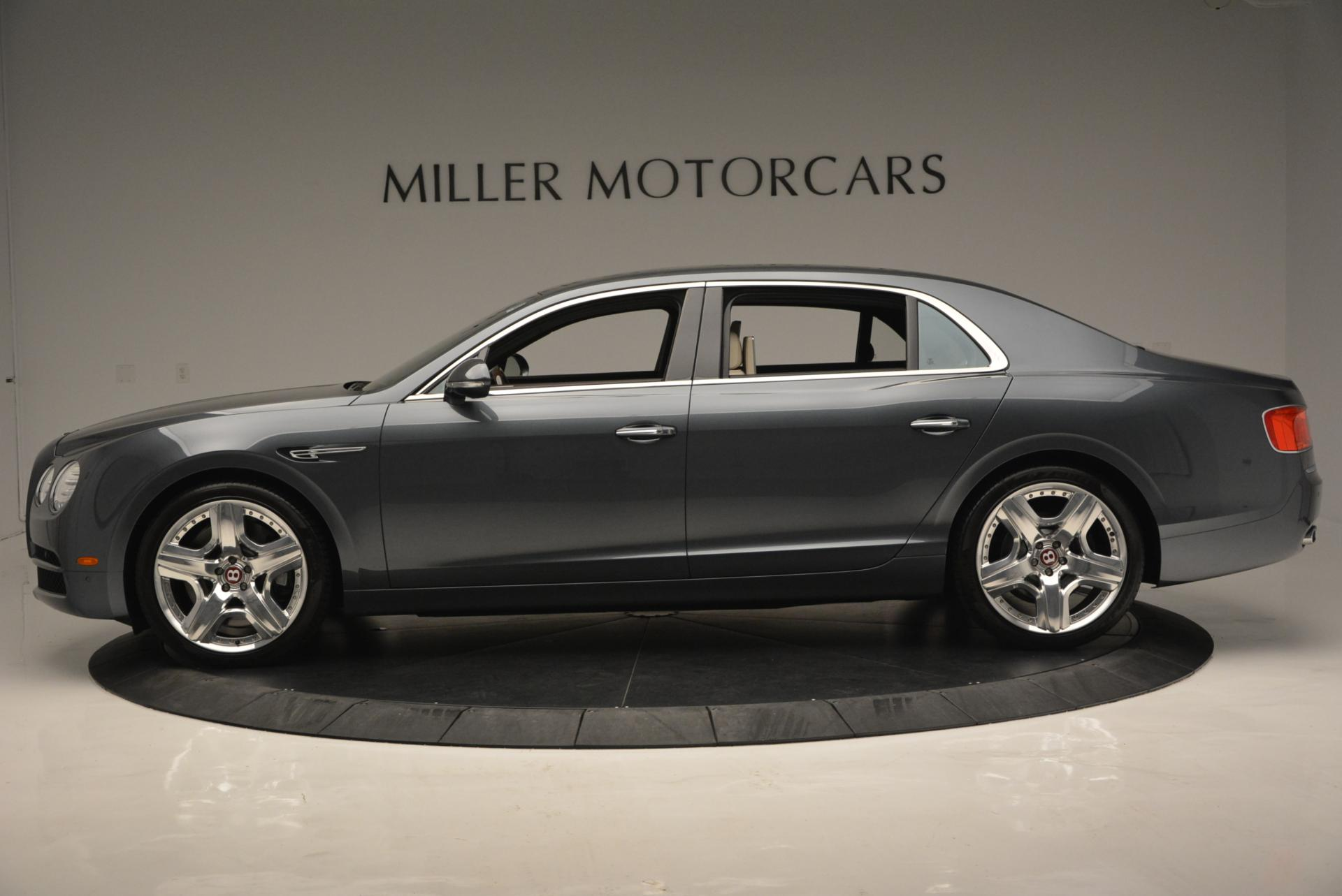 Used 2015 Bentley Flying Spur V8  For Sale In Greenwich, CT 509_p4