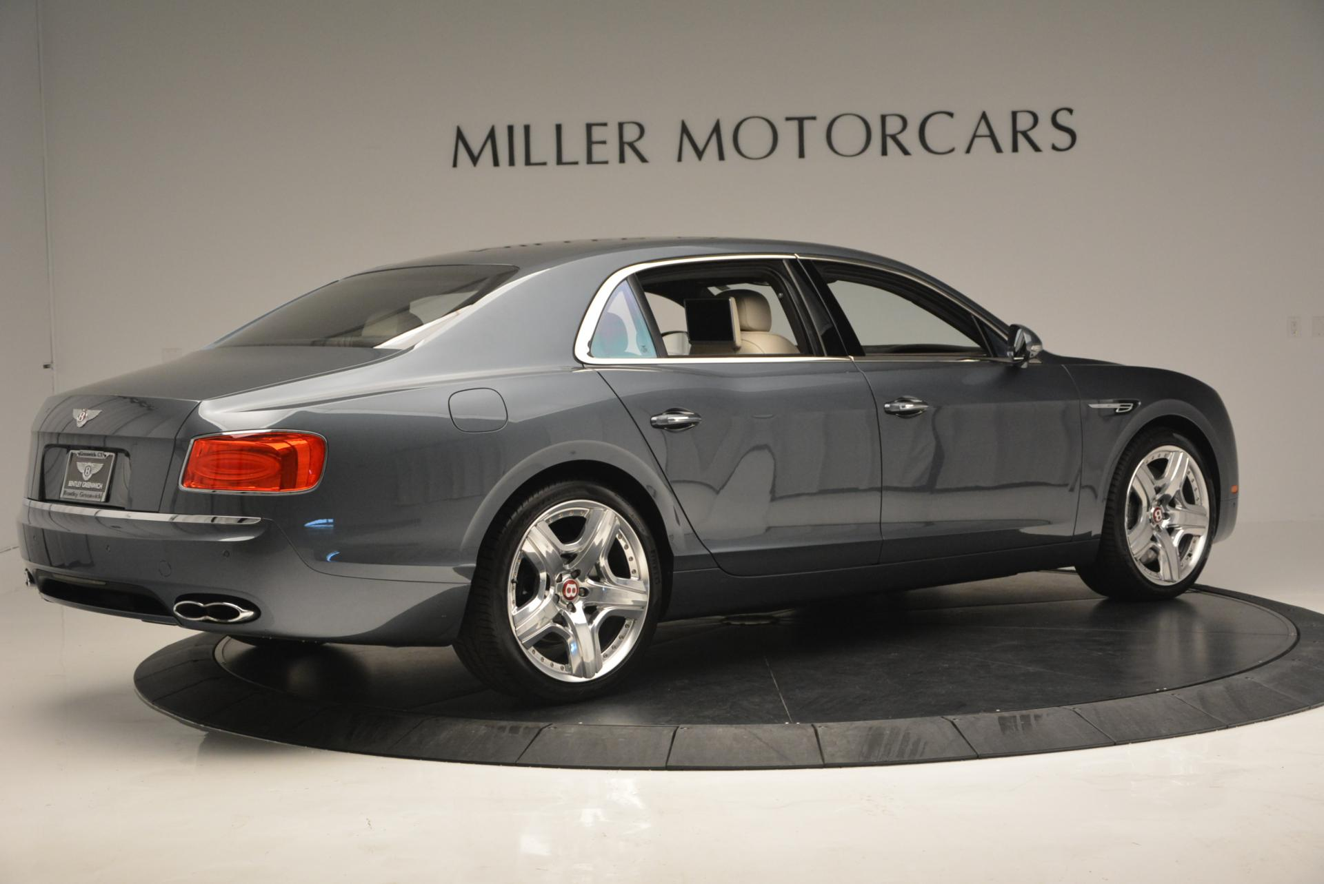 Used 2015 Bentley Flying Spur V8  For Sale In Greenwich, CT 509_p9