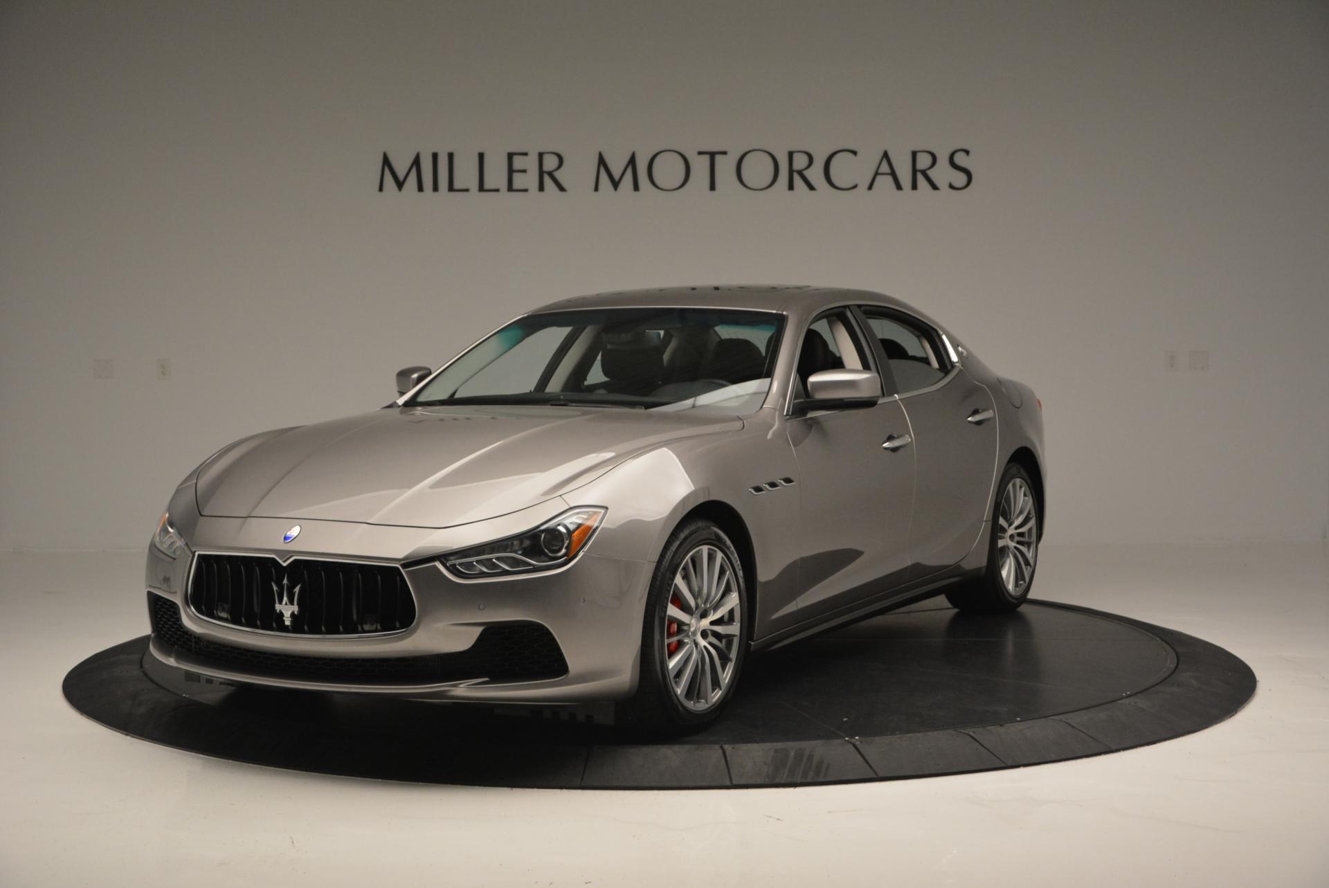 New 2016 Maserati Ghibli S Q4 For Sale In Greenwich, CT 51_main