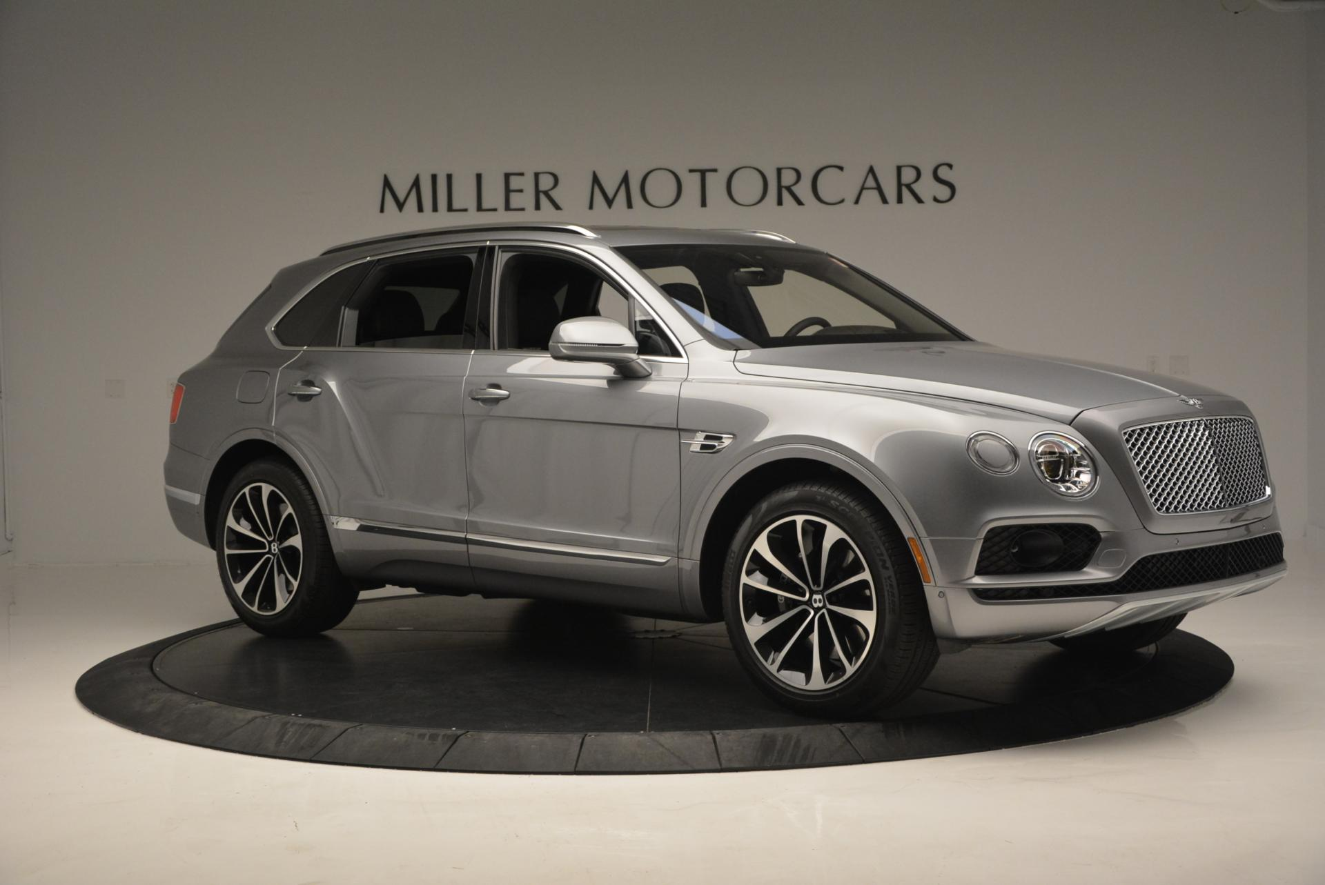 Used 2017 Bentley Bentayga W12 For Sale In Greenwich, CT 511_p11