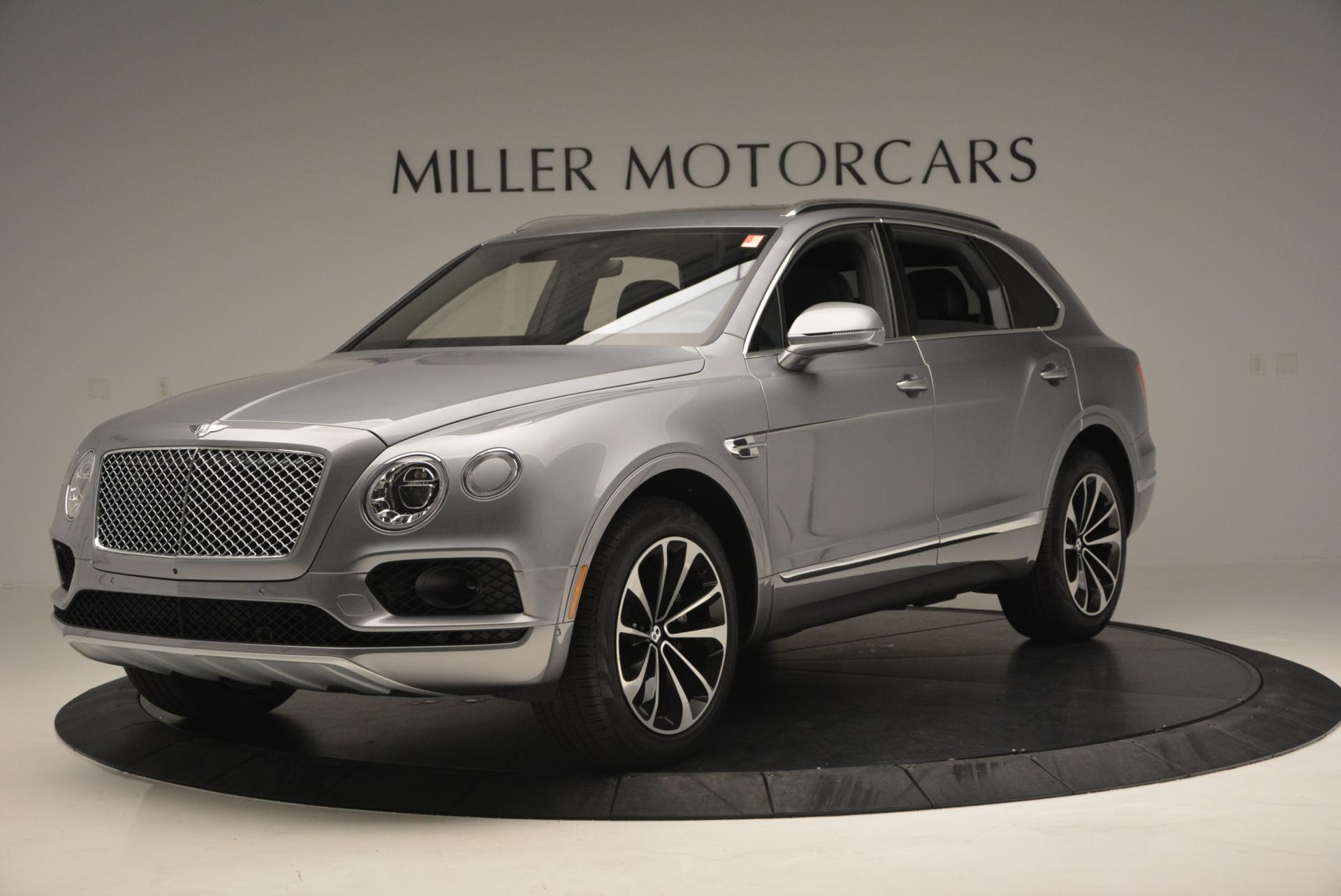 Used 2017 Bentley Bentayga W12 For Sale In Greenwich, CT 511_p2