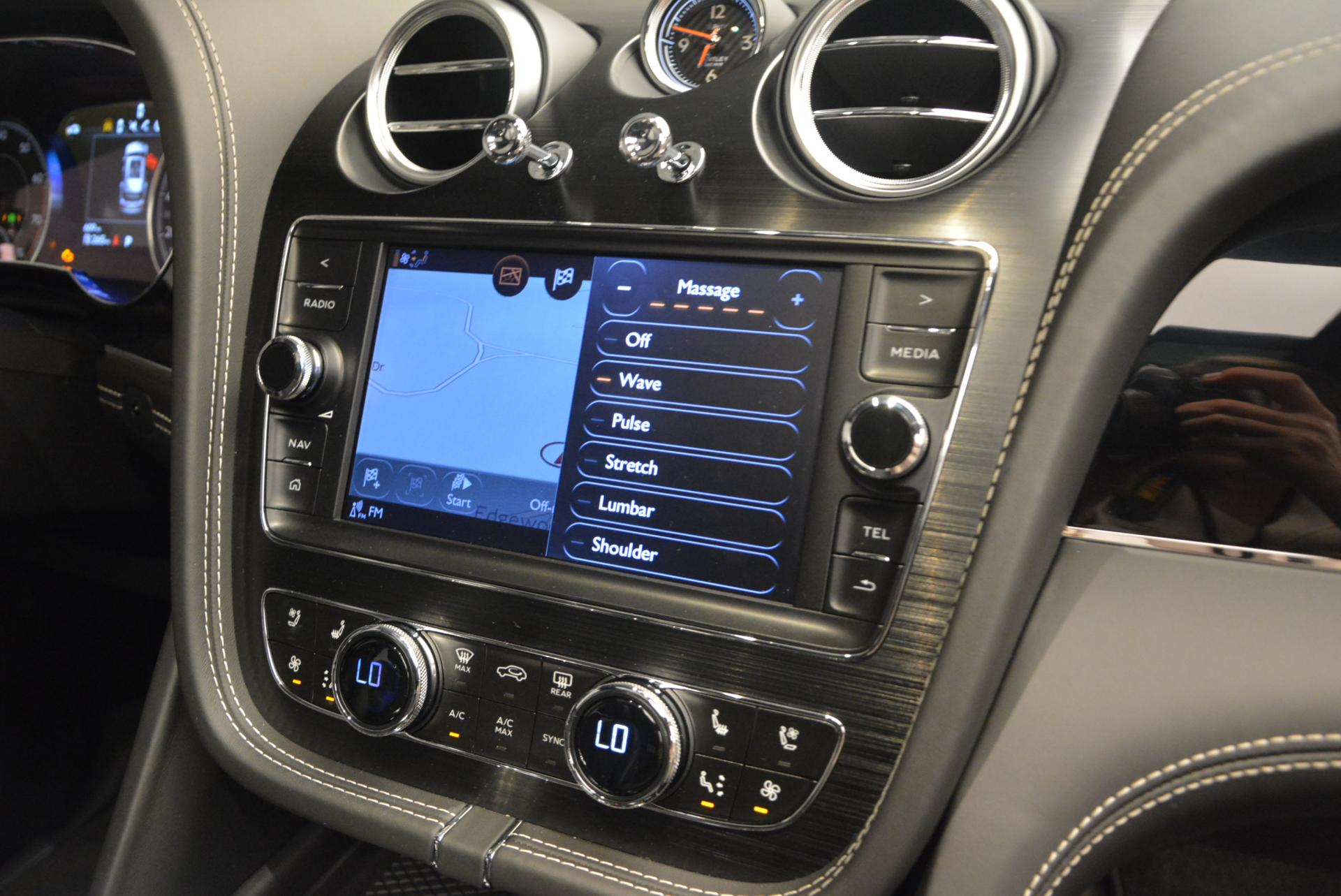 Used 2017 Bentley Bentayga W12 For Sale In Greenwich, CT 511_p37