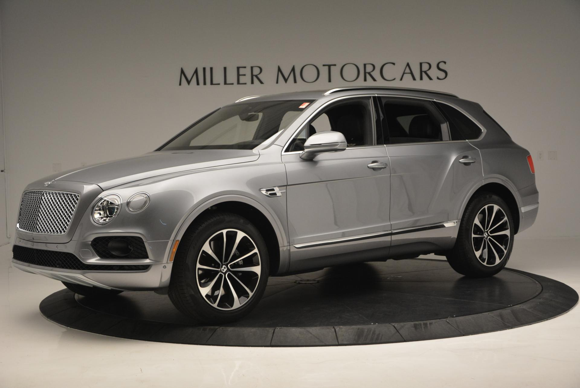Used 2017 Bentley Bentayga W12 For Sale In Greenwich, CT 511_p3