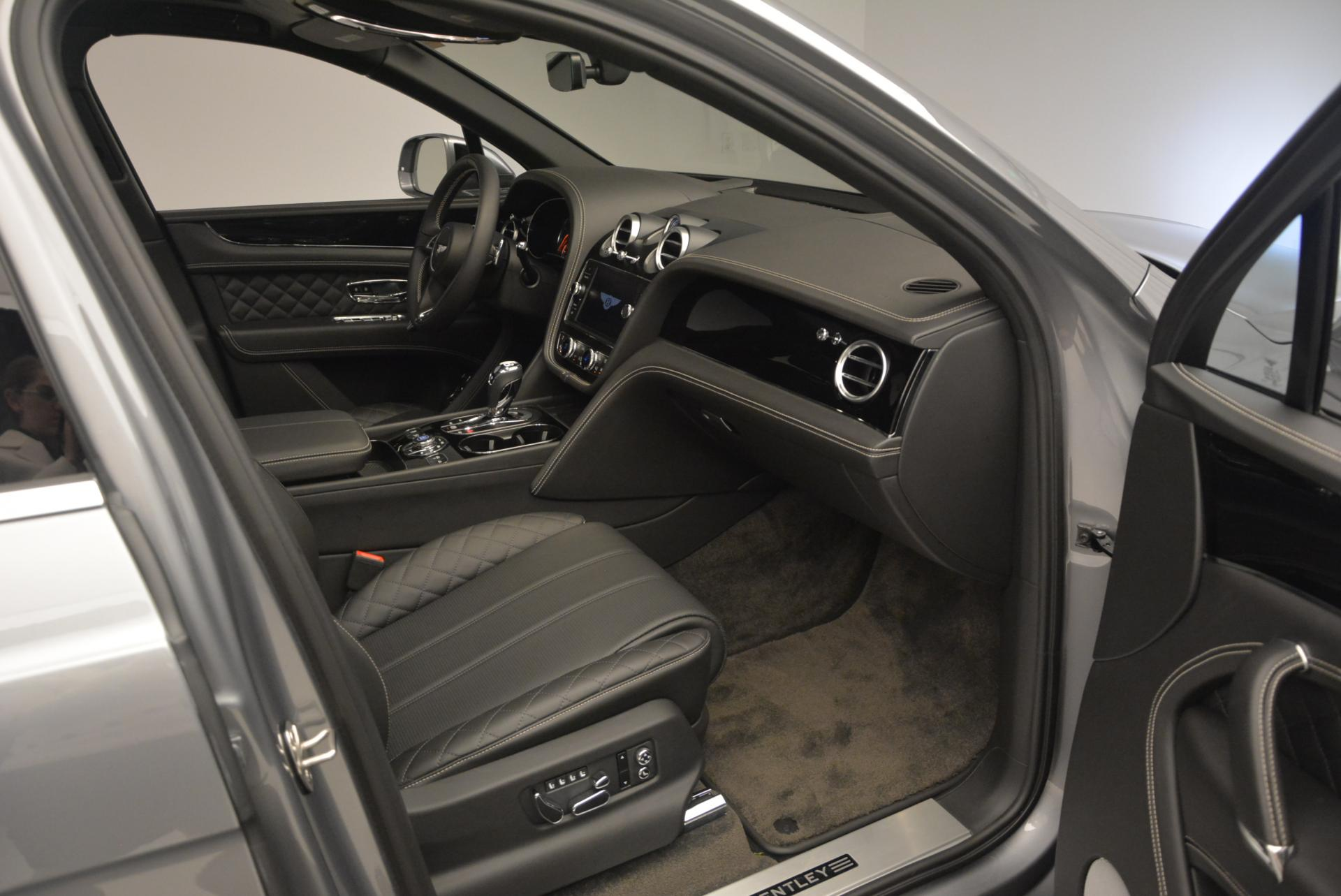 Used 2017 Bentley Bentayga W12 For Sale In Greenwich, CT 511_p46