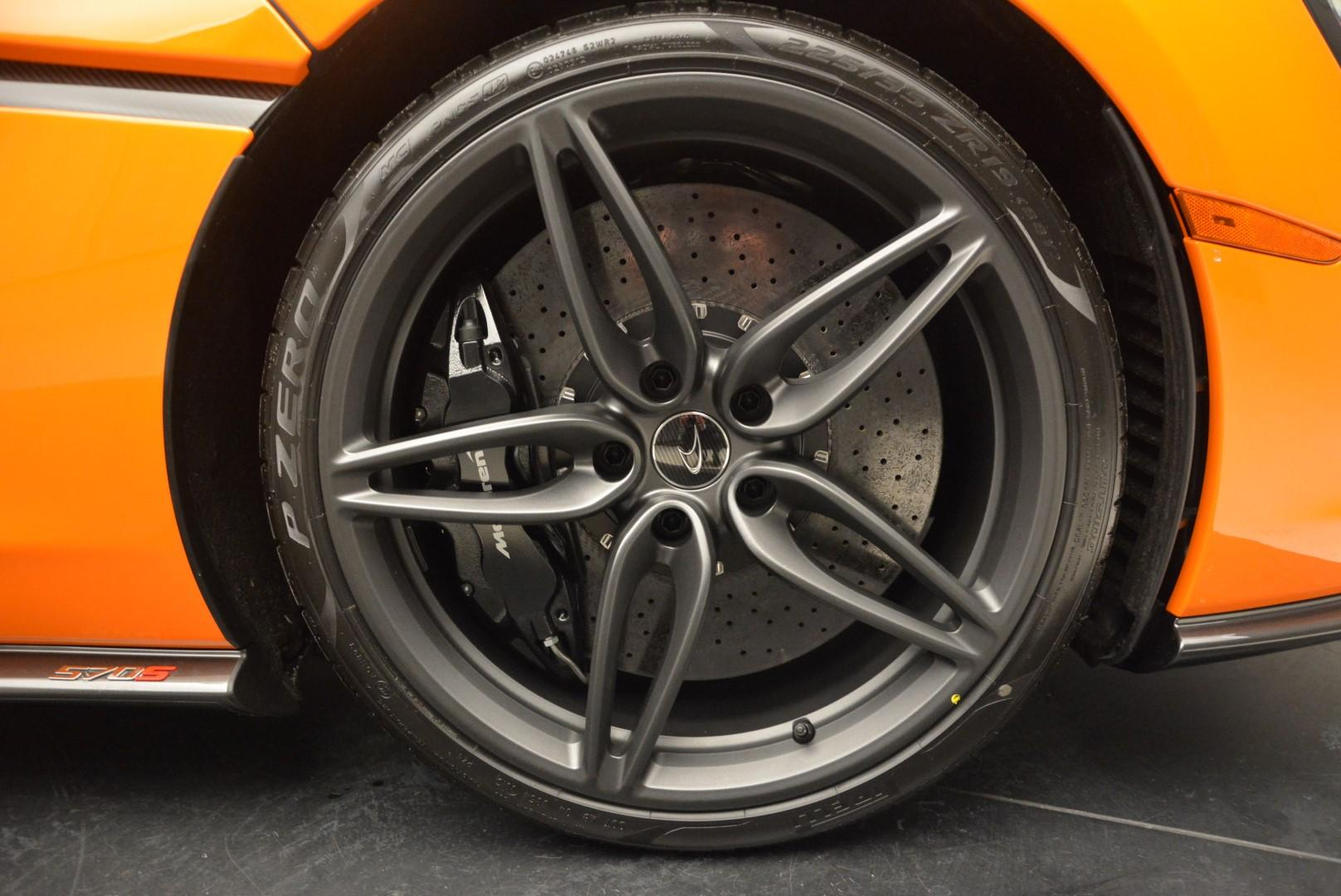 Used 2016 McLaren 570S  For Sale In Greenwich, CT 512_p20