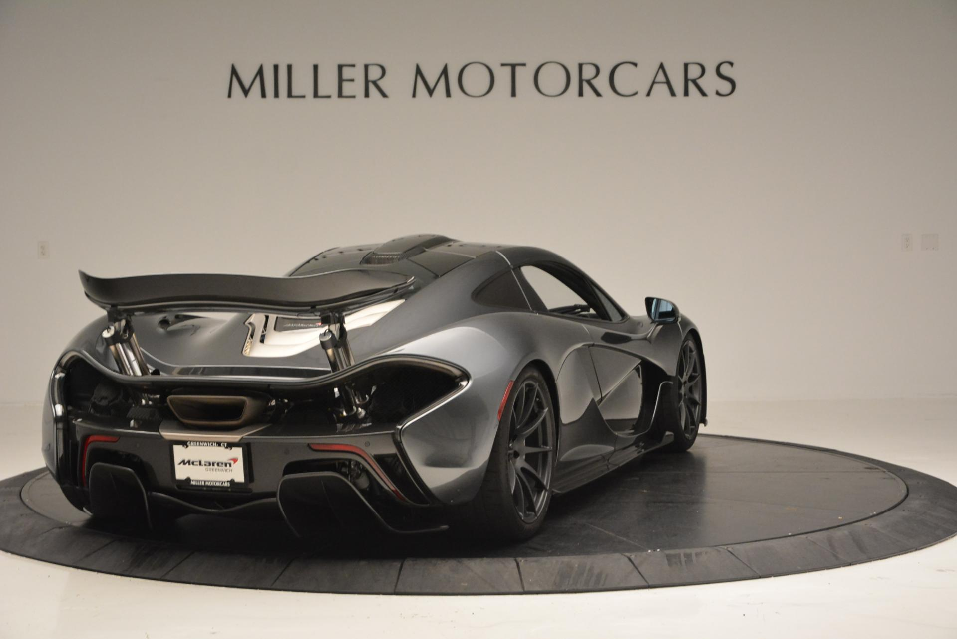 Used 2014 McLaren P1 Coupe For Sale In Greenwich, CT 513_p10