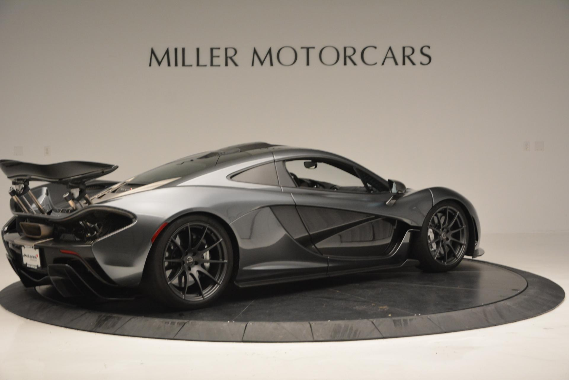 Used 2014 McLaren P1 Coupe For Sale In Greenwich, CT 513_p11