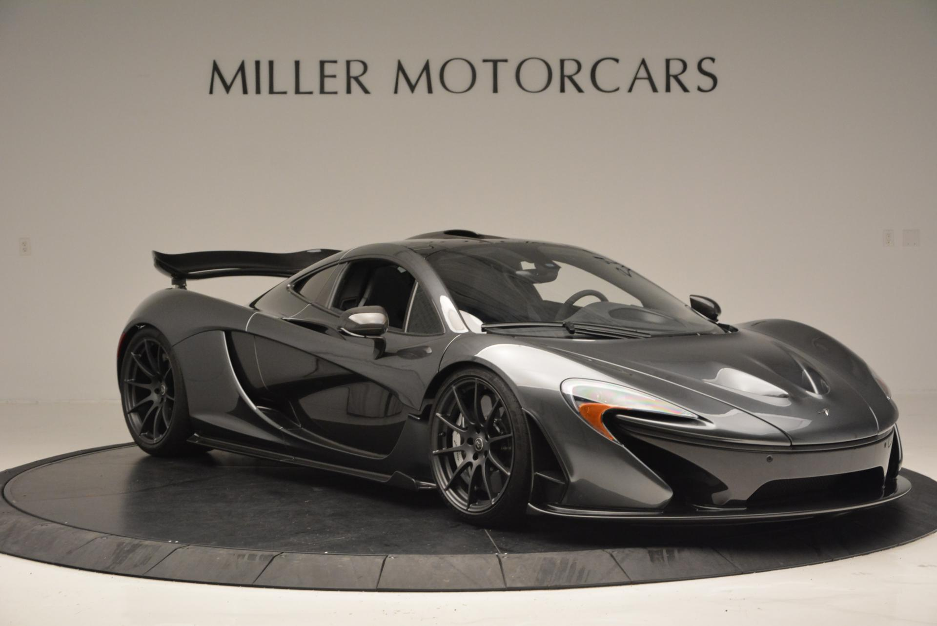 Used 2014 McLaren P1 Coupe For Sale In Greenwich, CT 513_p14