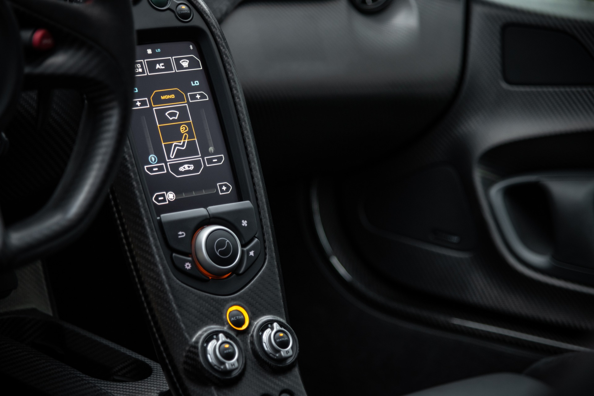 Used 2014 McLaren P1 Coupe For Sale In Greenwich, CT 513_p27