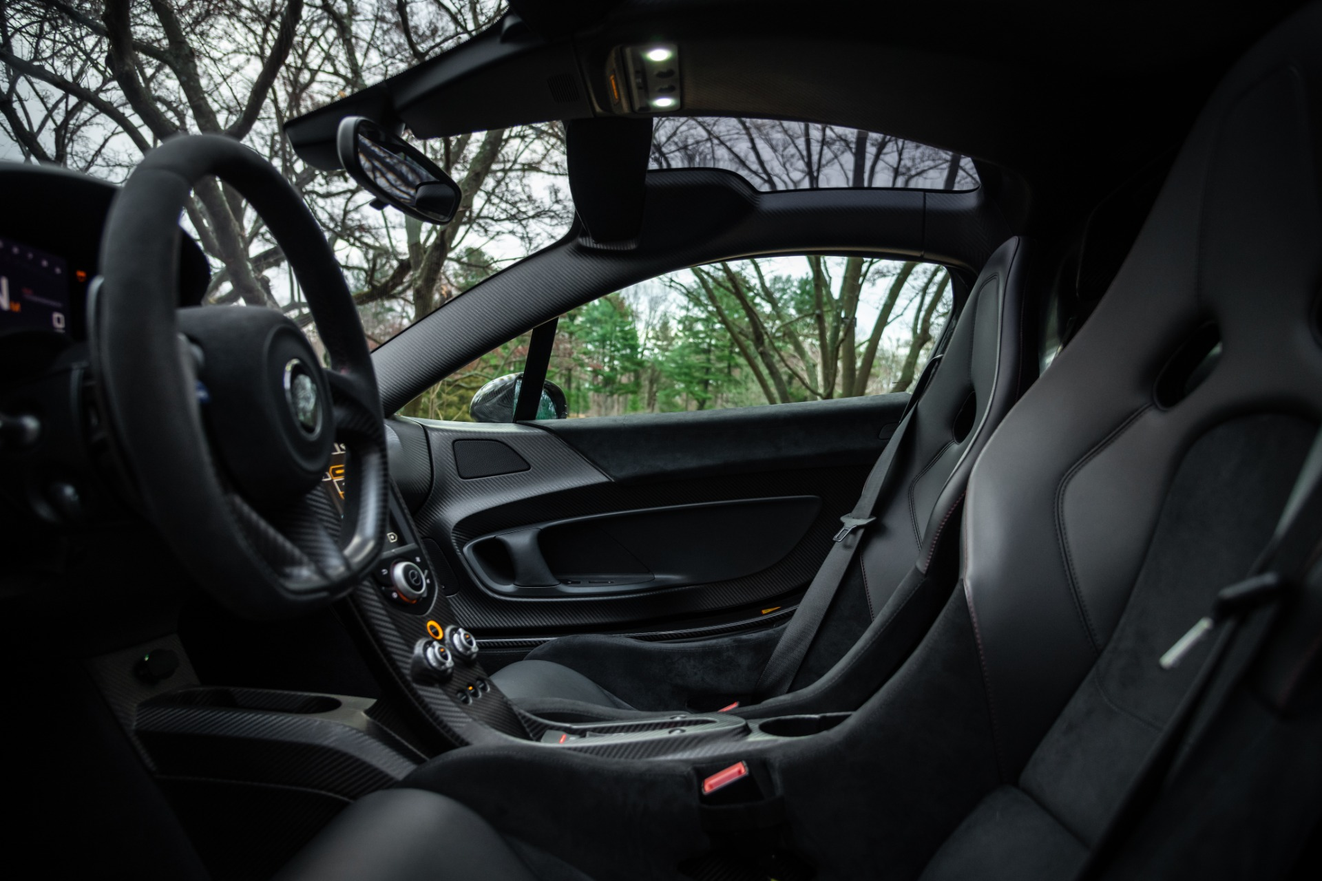 Used 2014 McLaren P1 Coupe For Sale In Greenwich, CT 513_p33