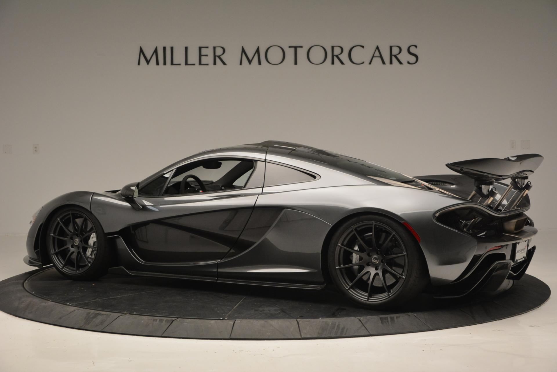 Used 2014 McLaren P1 Coupe For Sale In Greenwich, CT 513_p4
