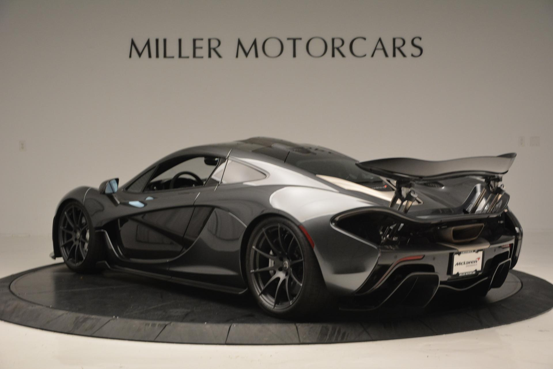 Used 2014 McLaren P1 Coupe For Sale In Greenwich, CT 513_p5