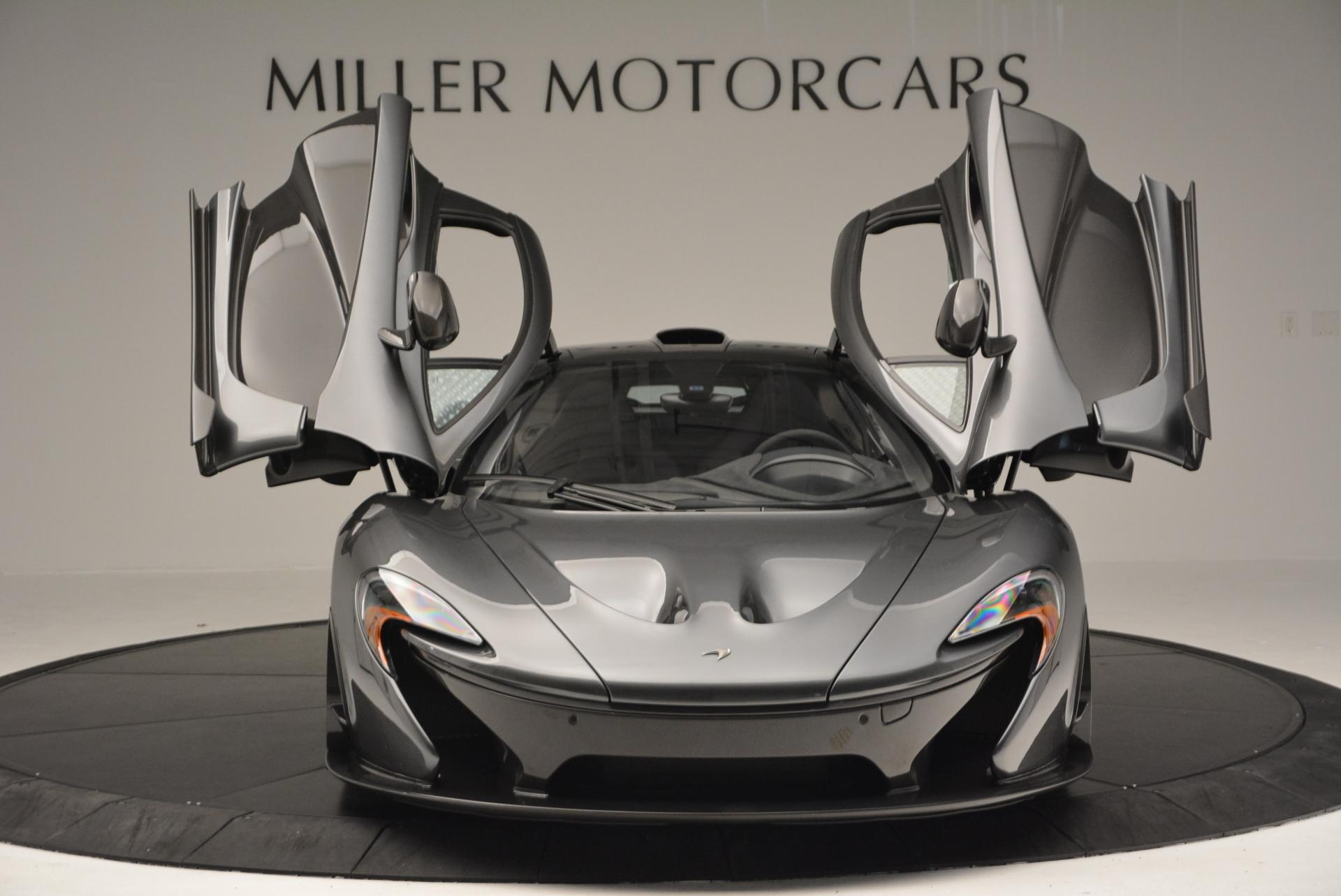 Used 2014 McLaren P1 Coupe For Sale In Greenwich, CT 513_p6
