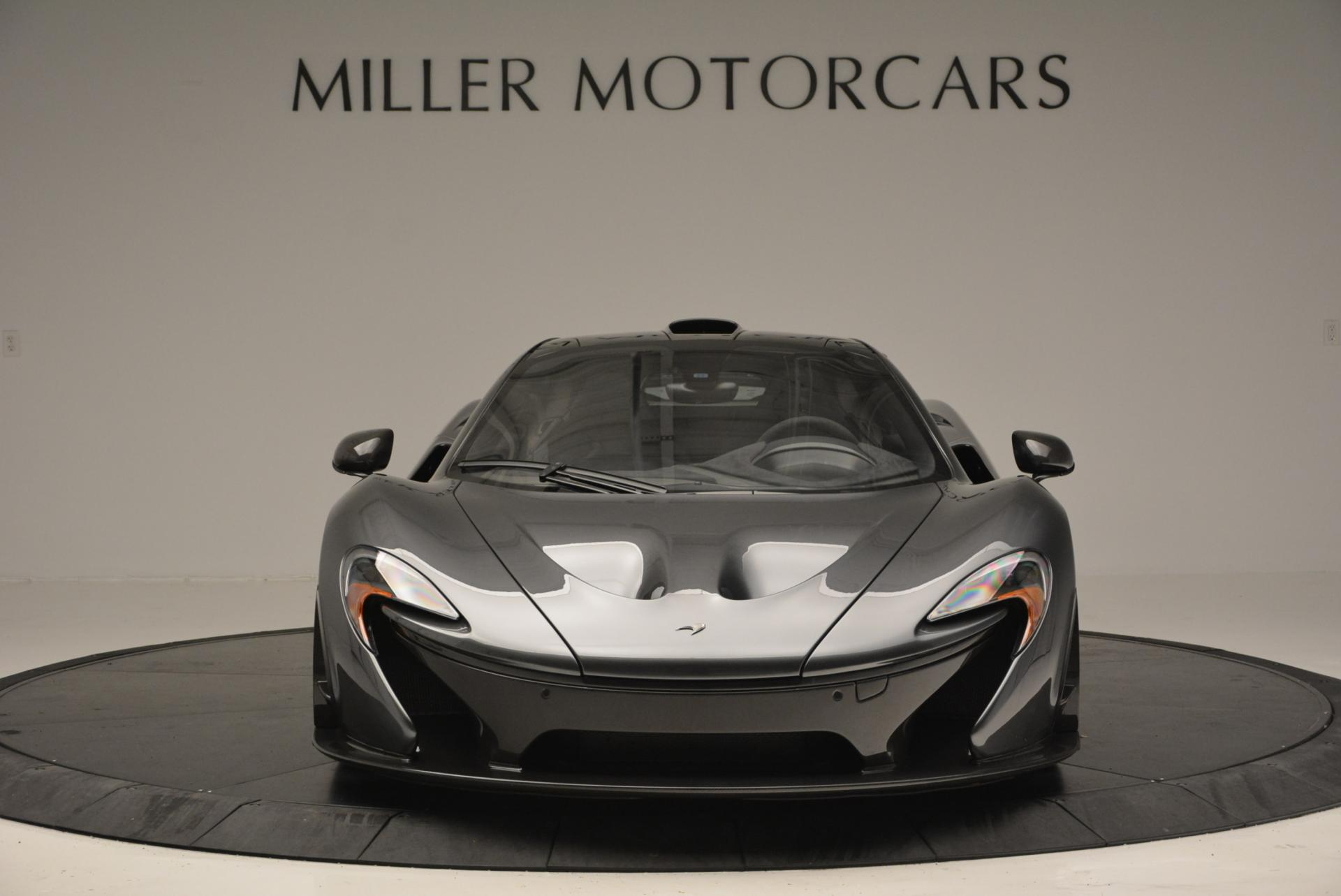 Used 2014 McLaren P1 Coupe For Sale In Greenwich, CT 513_p7