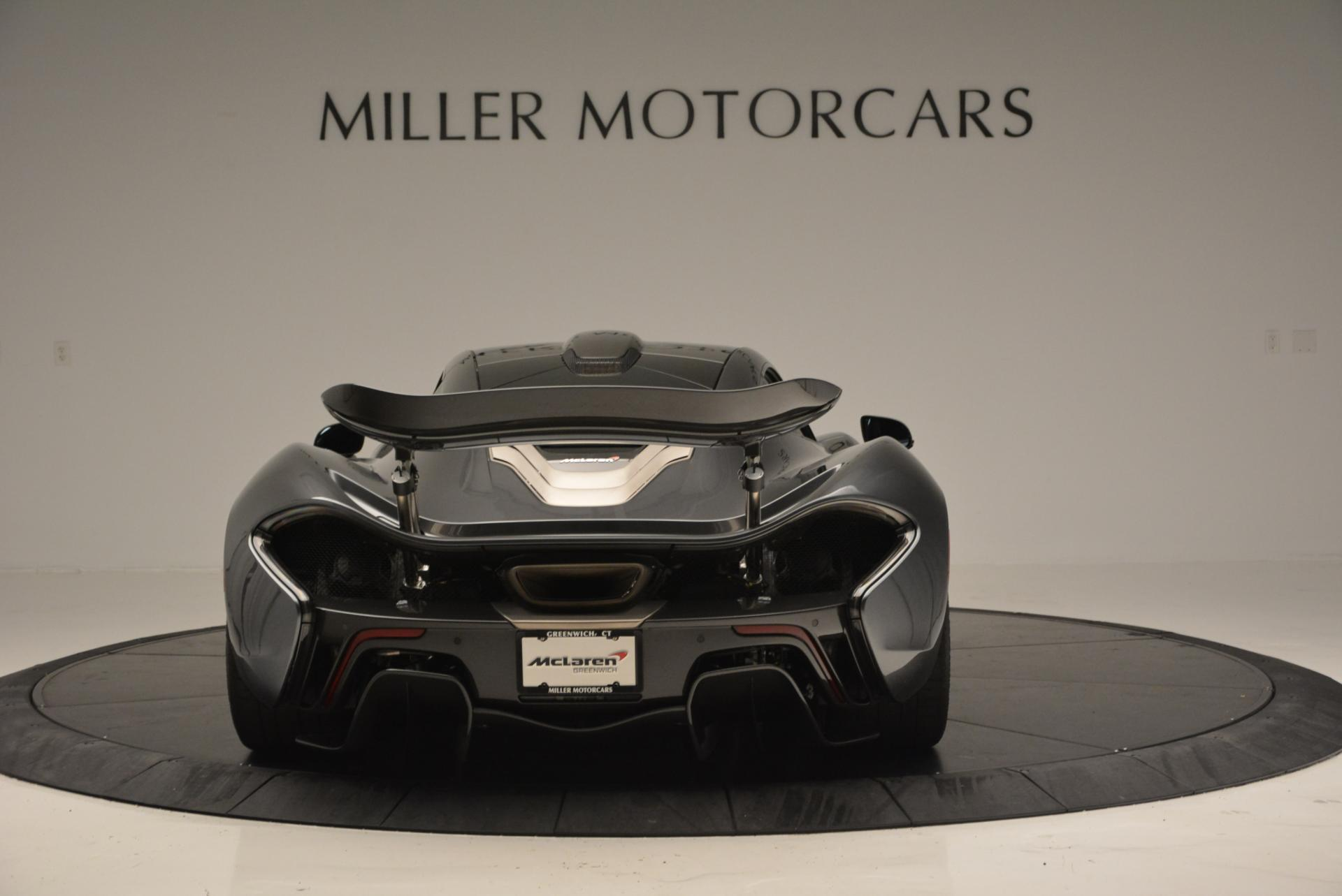 Used 2014 McLaren P1 Coupe For Sale In Greenwich, CT 513_p9