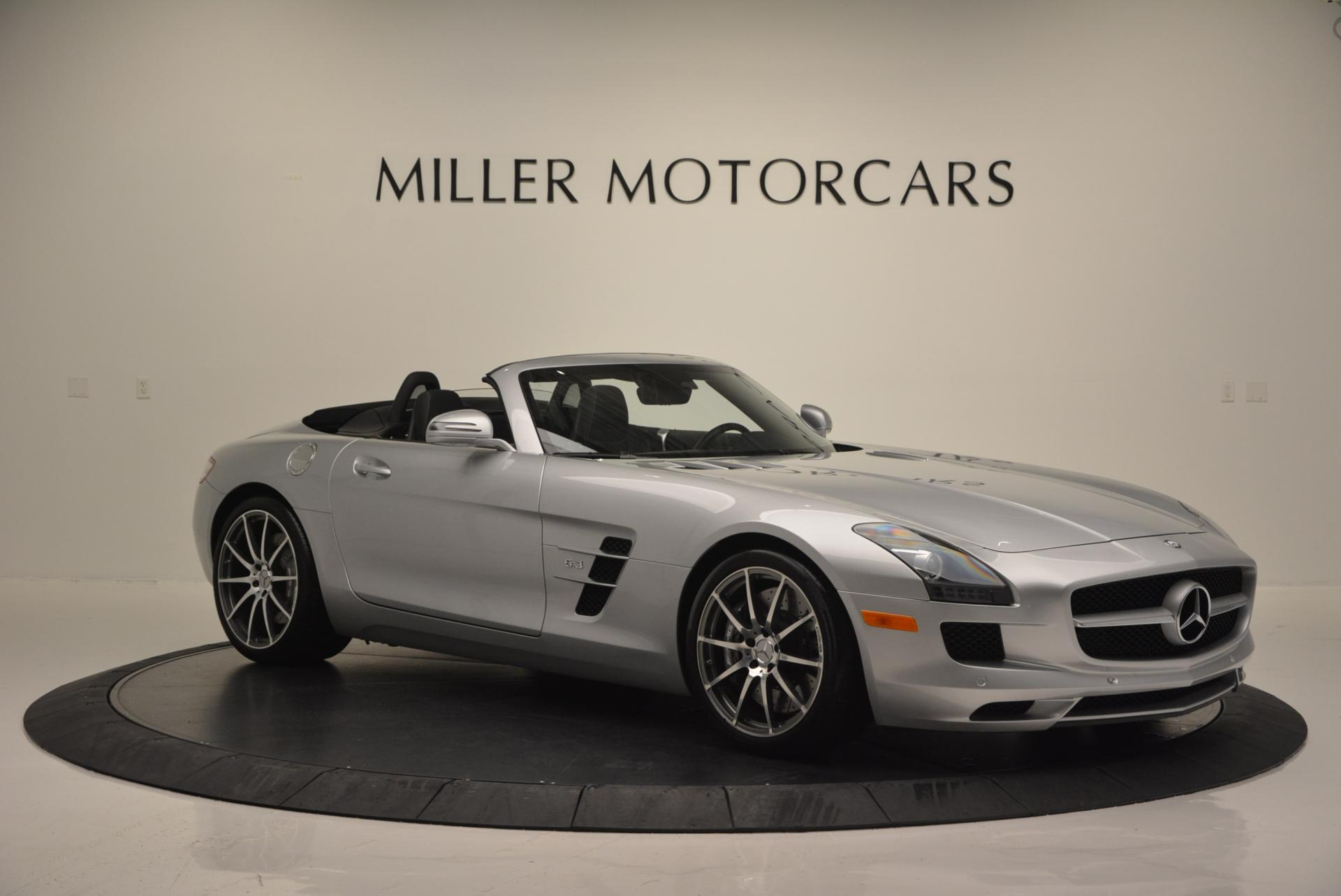 Used 2012 Mercedes Benz SLS AMG  For Sale In Greenwich, CT 517_p10