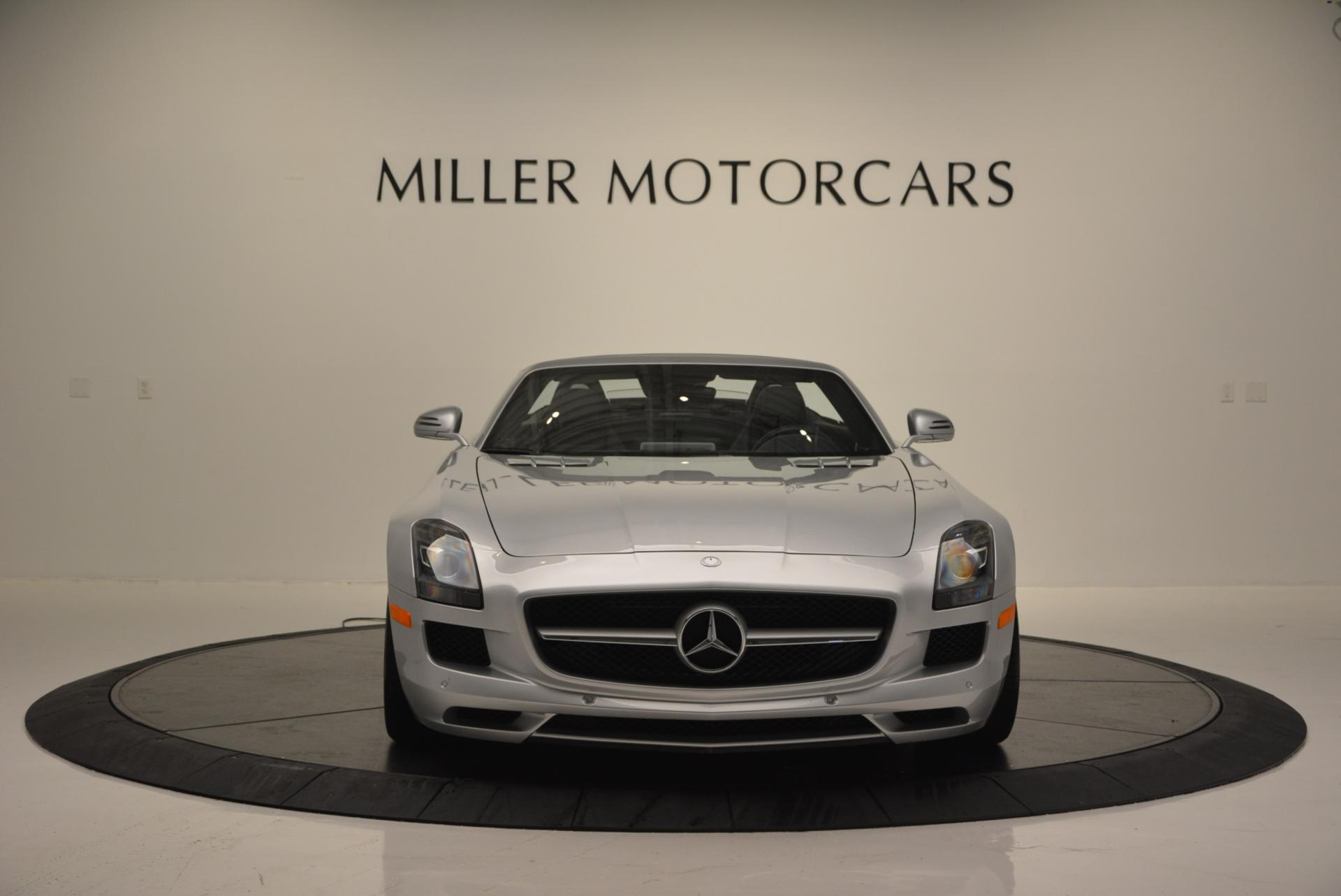 Used 2012 Mercedes Benz SLS AMG  For Sale In Greenwich, CT 517_p12