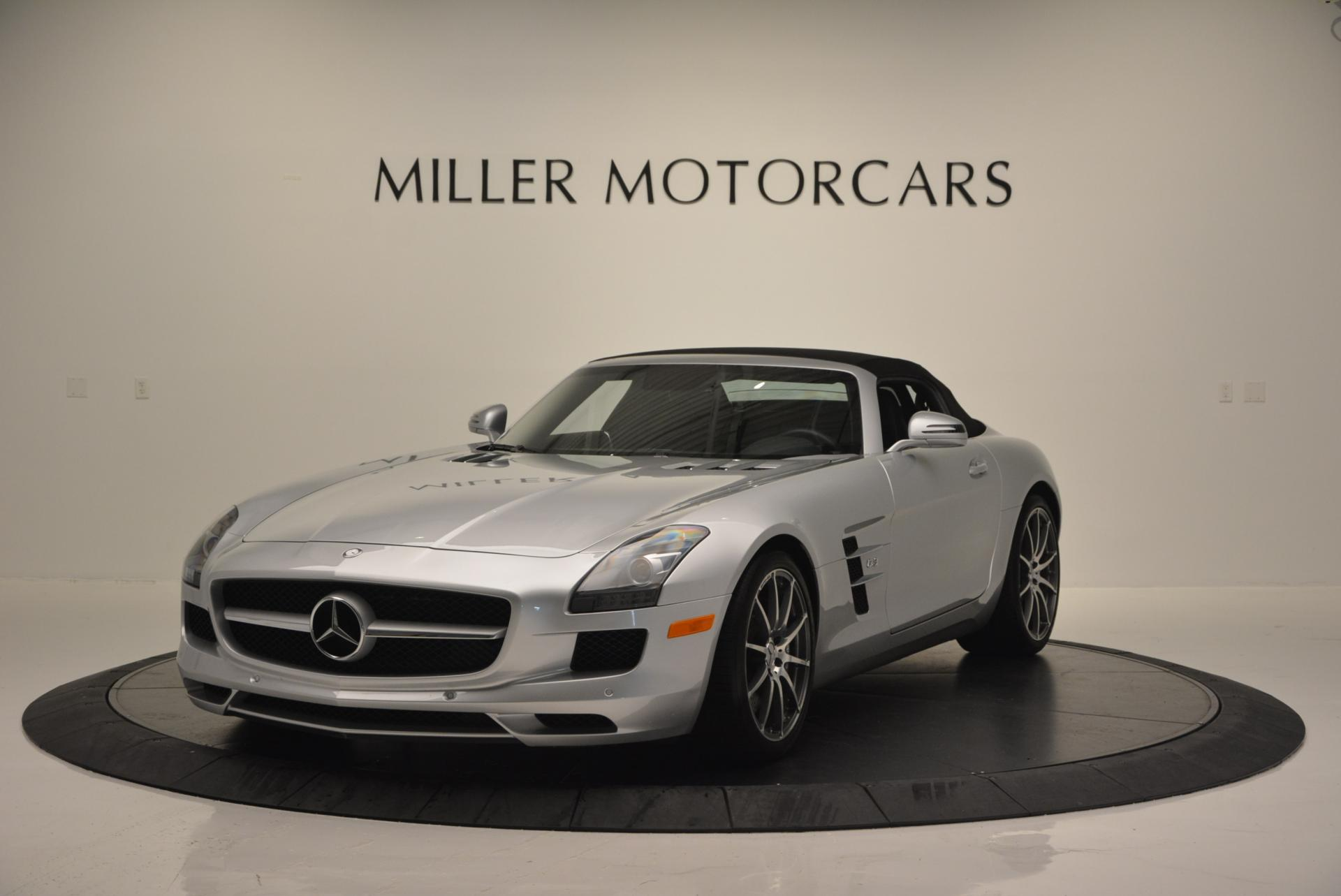 Used 2012 Mercedes Benz SLS AMG  For Sale In Greenwich, CT 517_p13