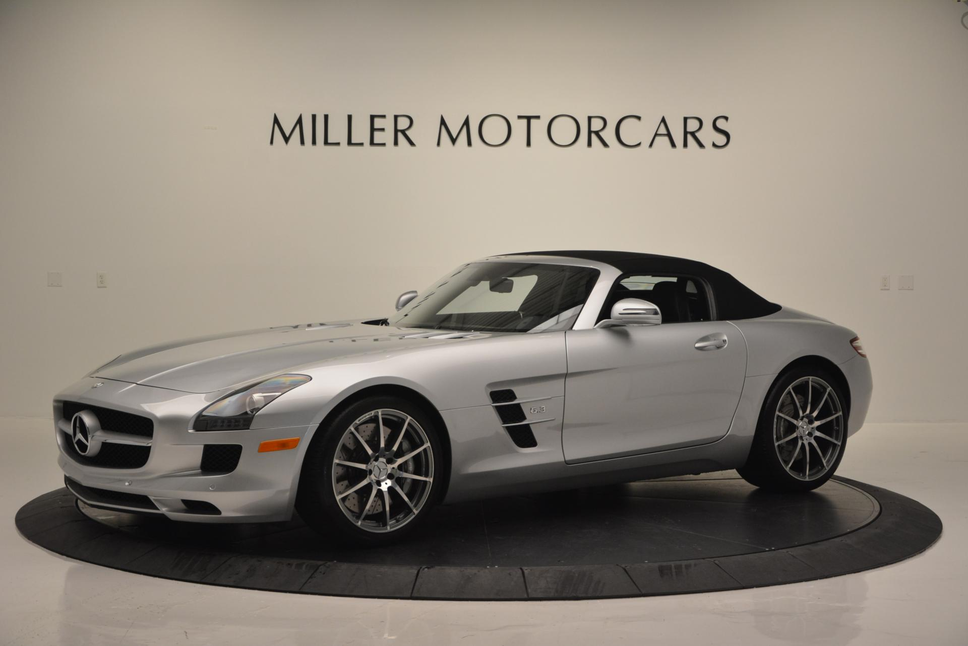 Used 2012 Mercedes Benz SLS AMG  For Sale In Greenwich, CT 517_p14