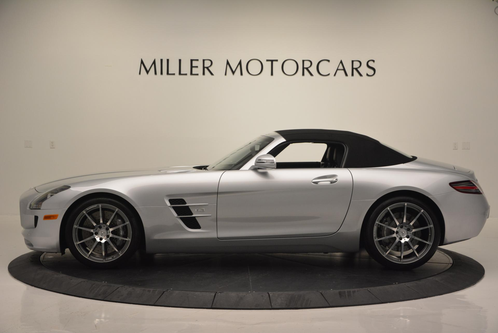 Used 2012 Mercedes Benz SLS AMG  For Sale In Greenwich, CT 517_p15